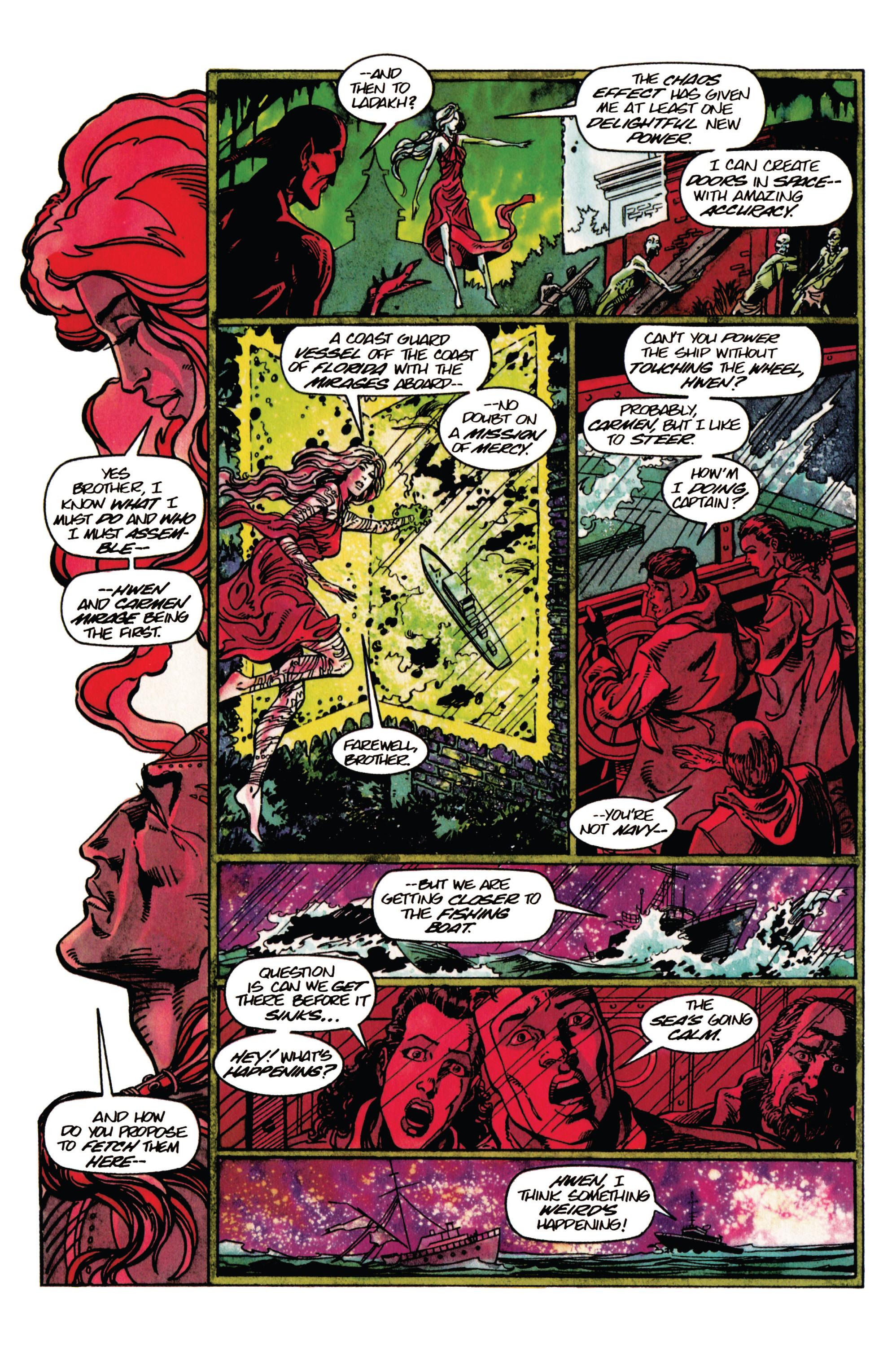 Read online Shadowman (1992) comic -  Issue #29 - 17