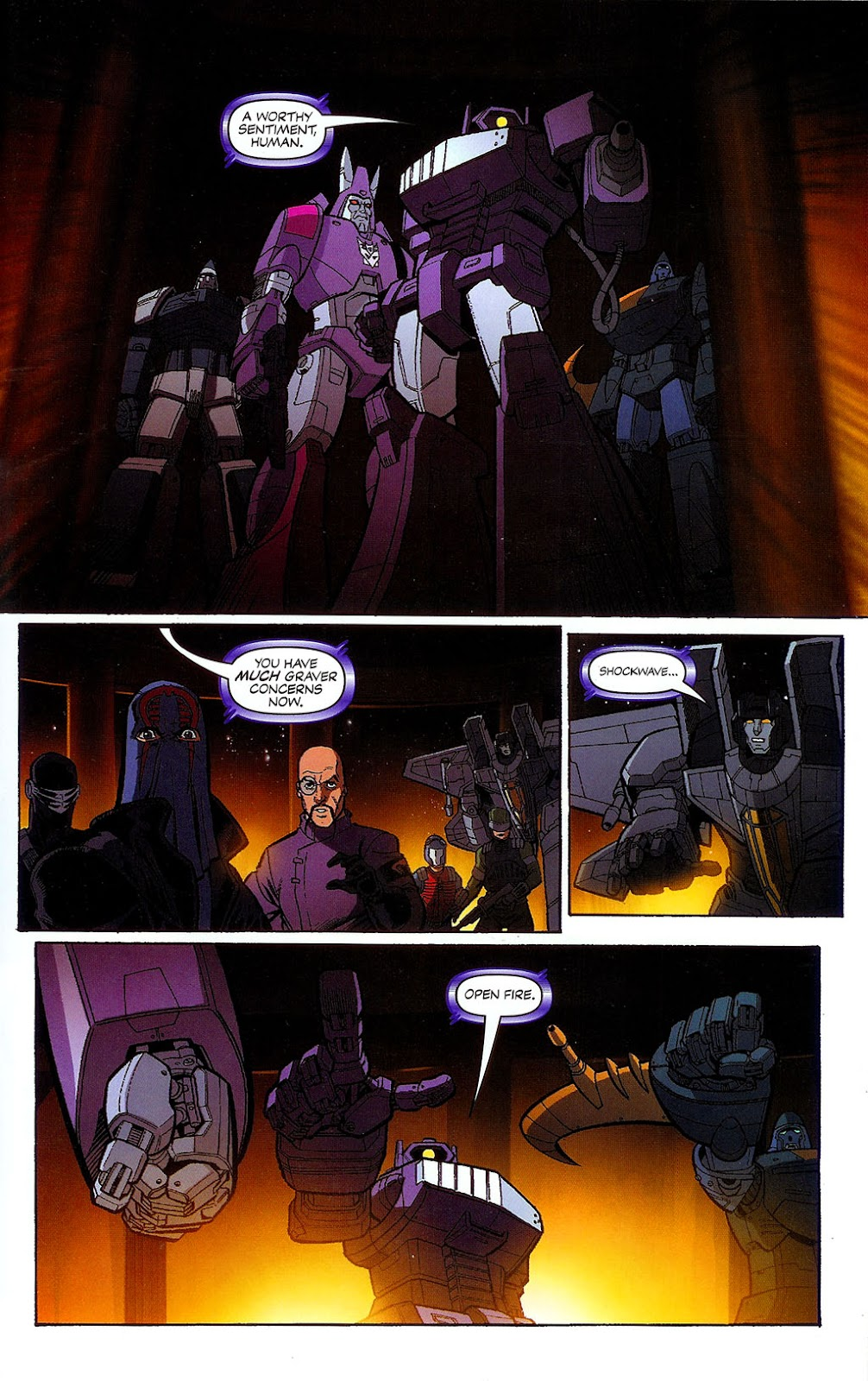 G.I. Joe vs. The Transformers II Issue #1 #2 - English 26