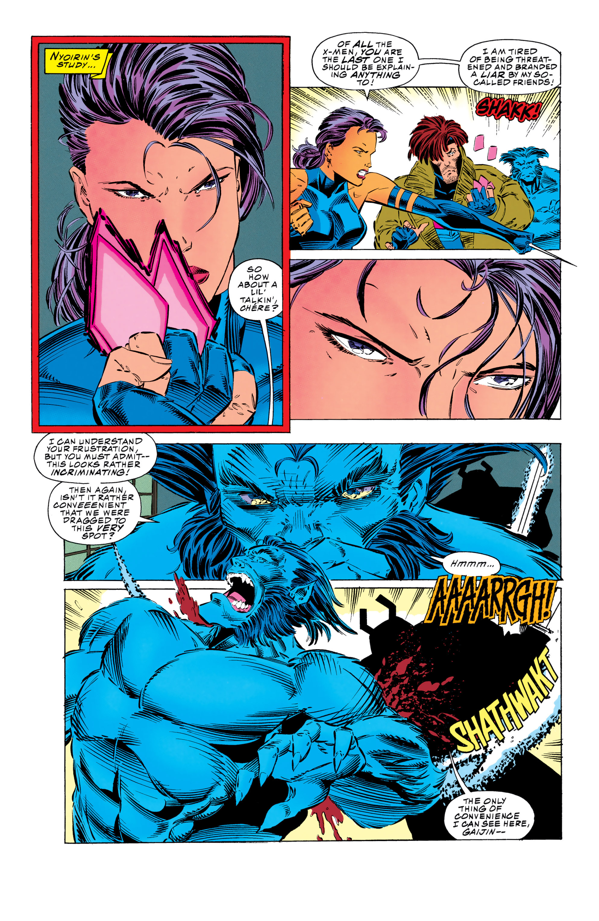 X-Men (1991) 21 Page 20