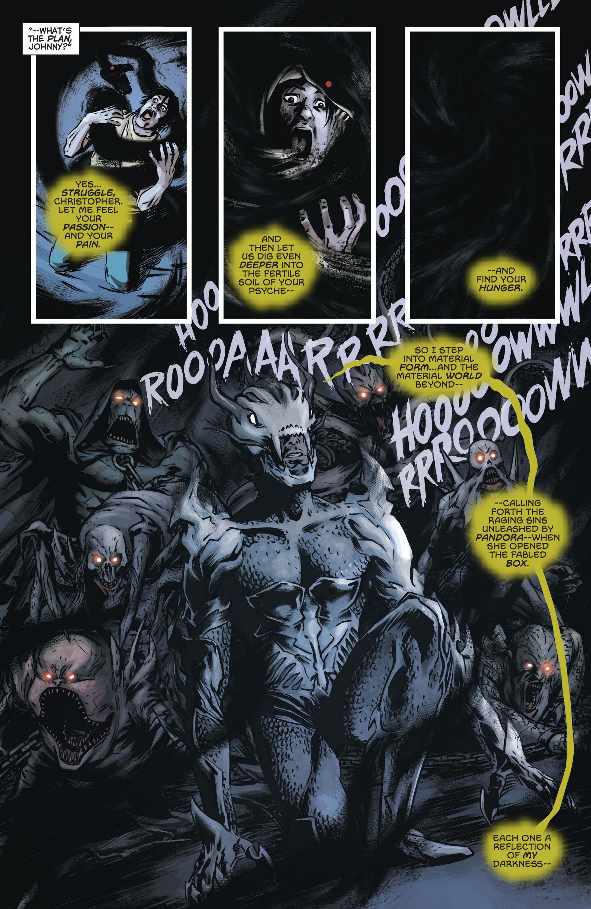 Read online Trinity of Sin: The Phantom Stranger comic -  Issue #14 - 19
