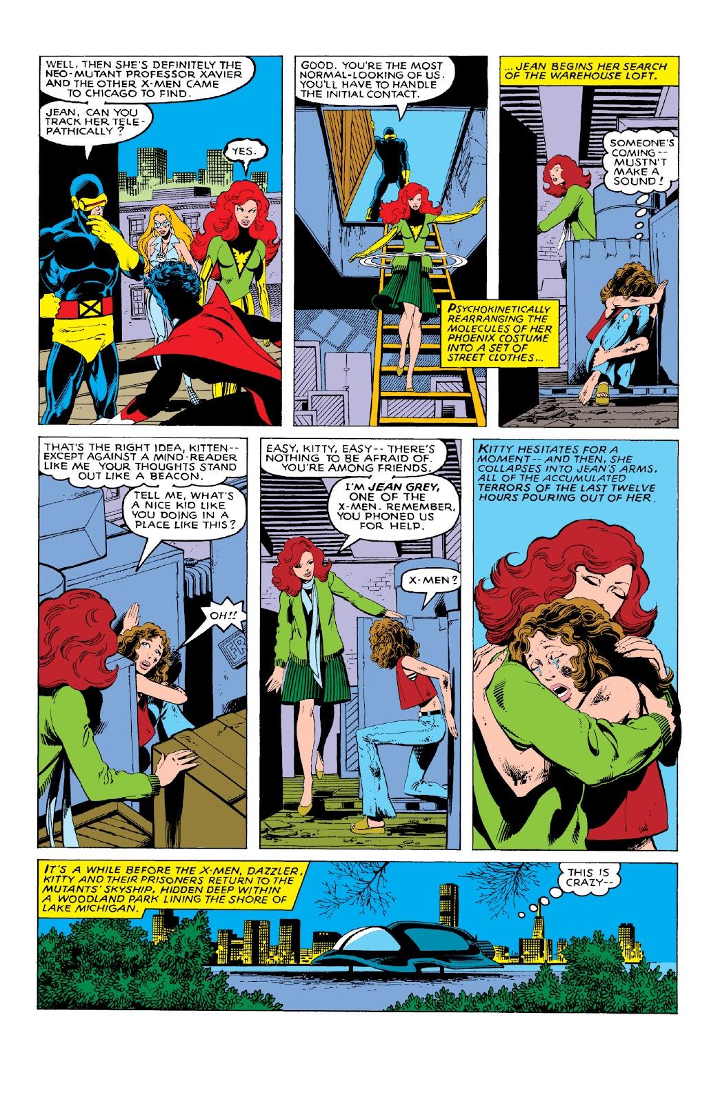 Read online X-Men Milestones: Dark Phoenix Saga comic -  Issue # TPB (Part 1) - 45