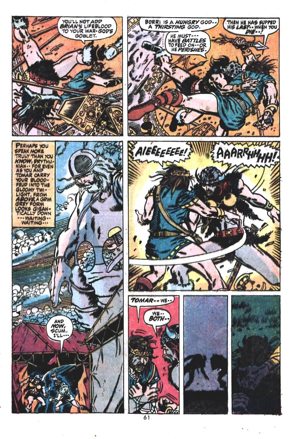 Giant-Size Conan issue 1 - Page 50