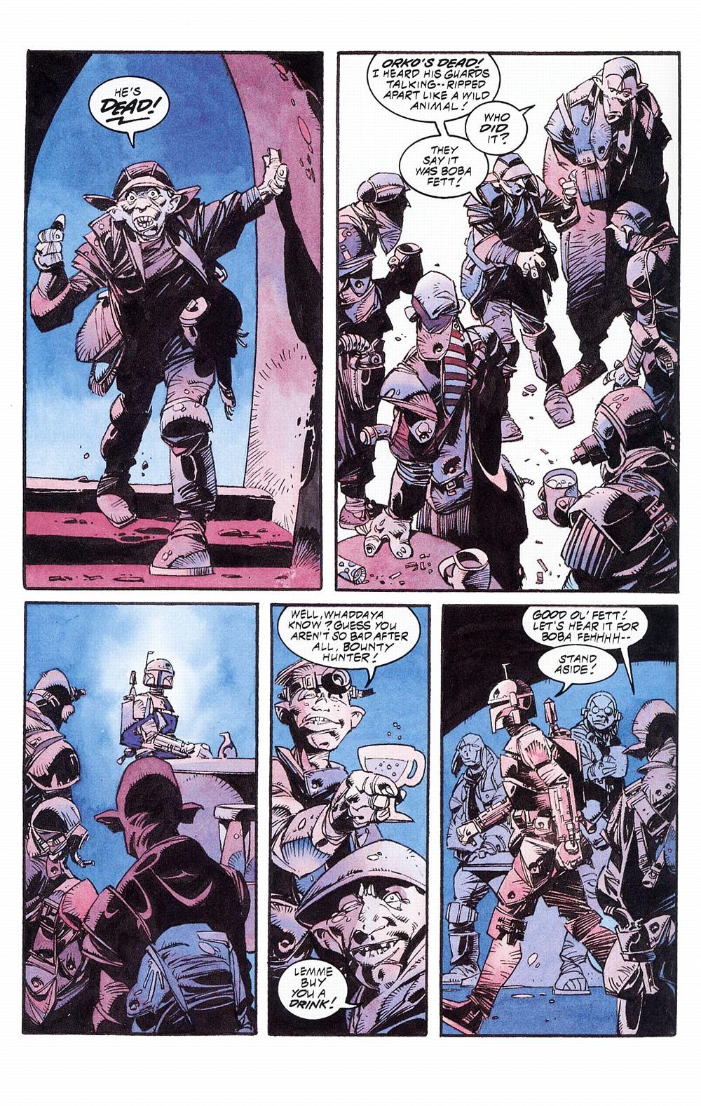 Read online Star Wars Omnibus comic -  Issue # Vol. 12 - 442