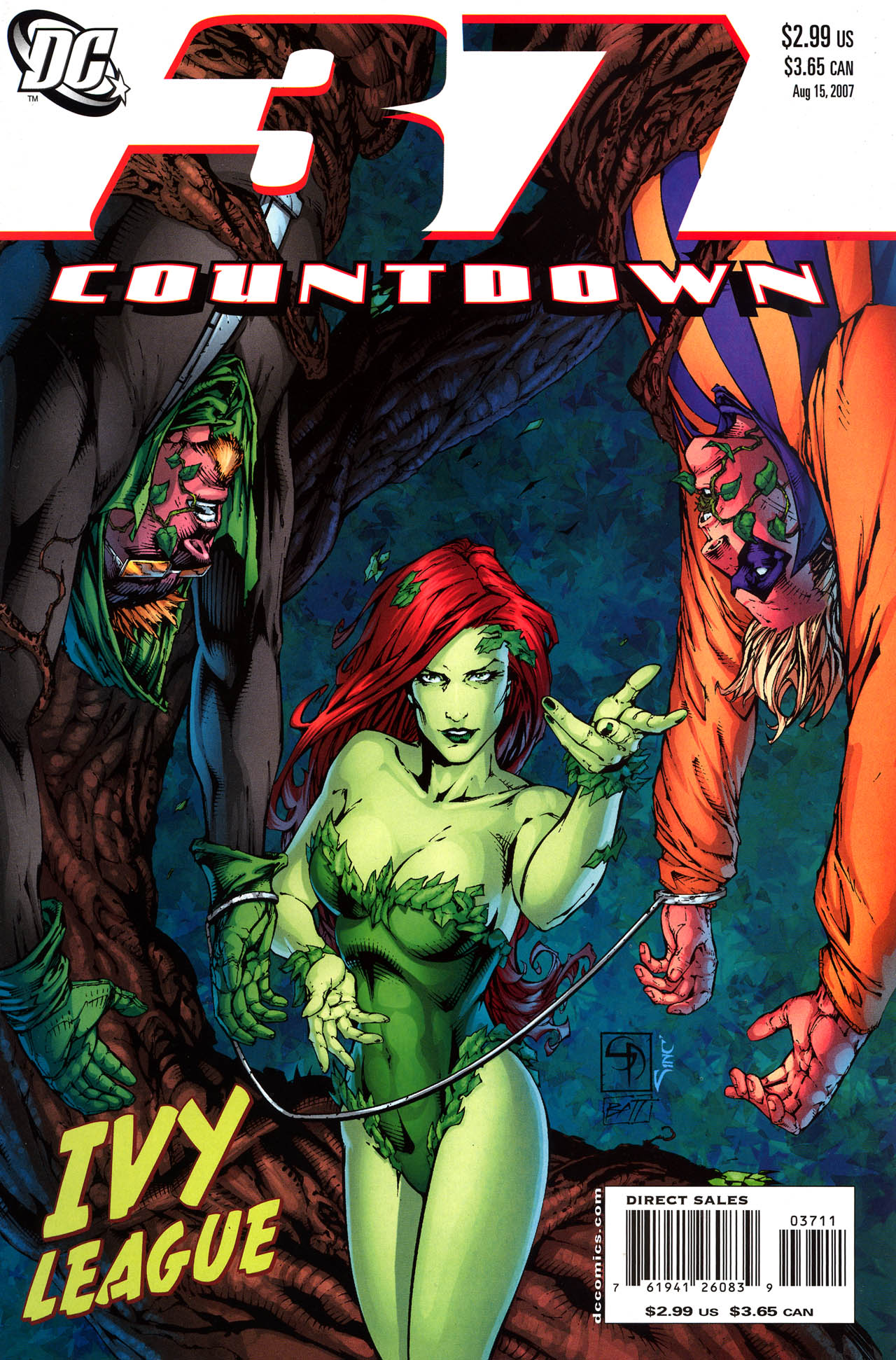 Countdown (2007) 37 Page 1