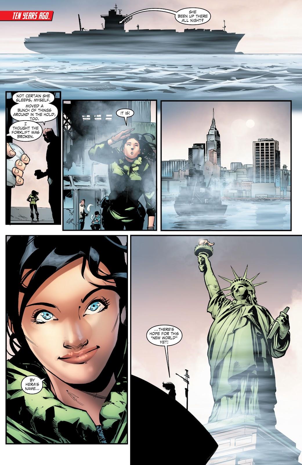 Read online Smallville Season 11 [II] comic -  Issue # TPB 5 - 71