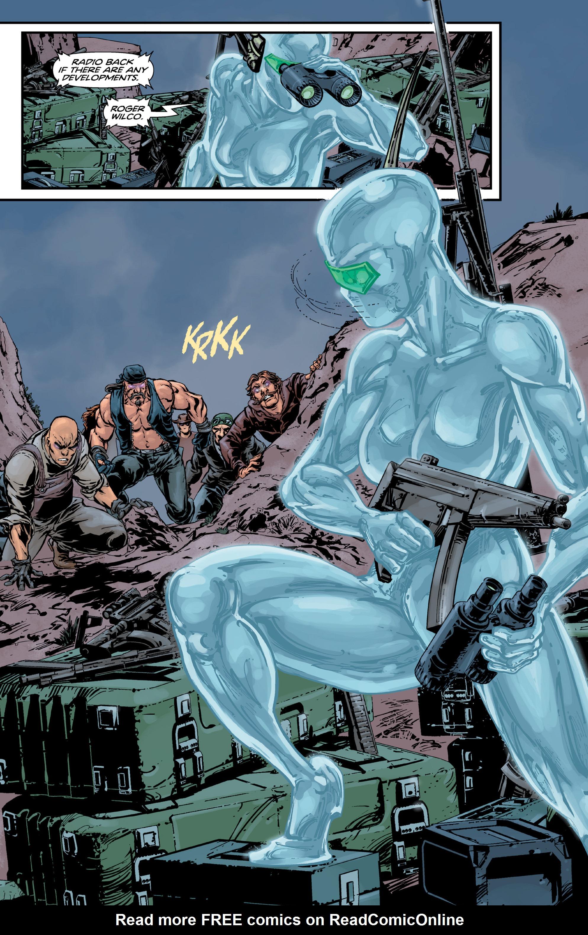 Read online Brain Boy:  The Men from G.E.S.T.A.L.T. comic -  Issue # TPB - 66