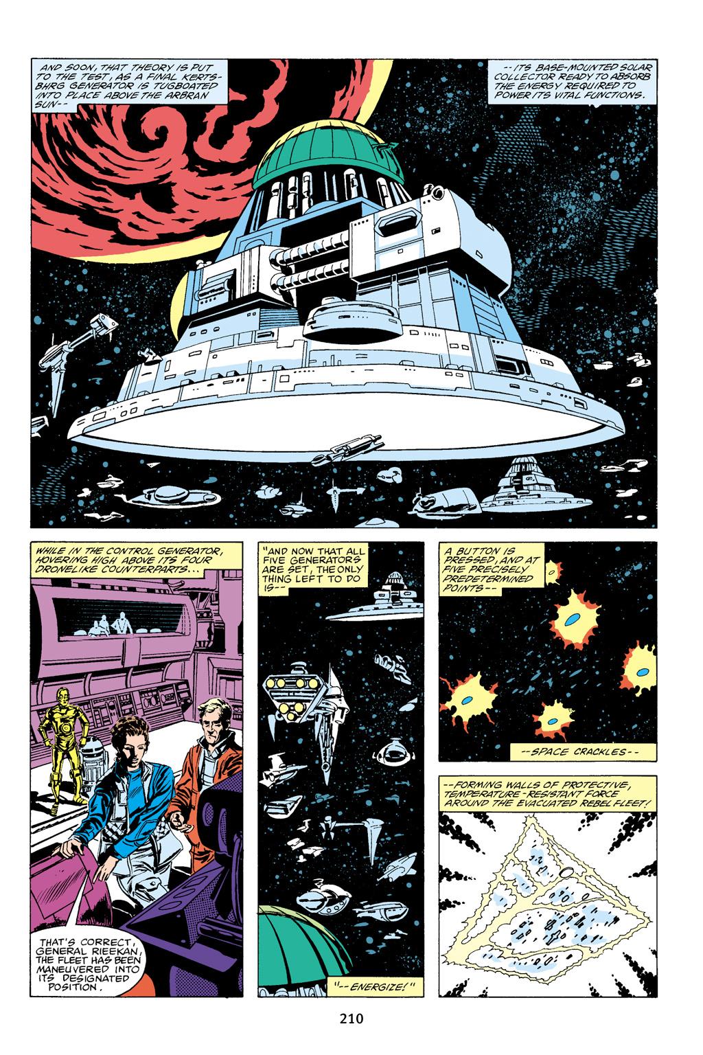 Read online Star Wars Omnibus comic -  Issue # Vol. 16 - 207