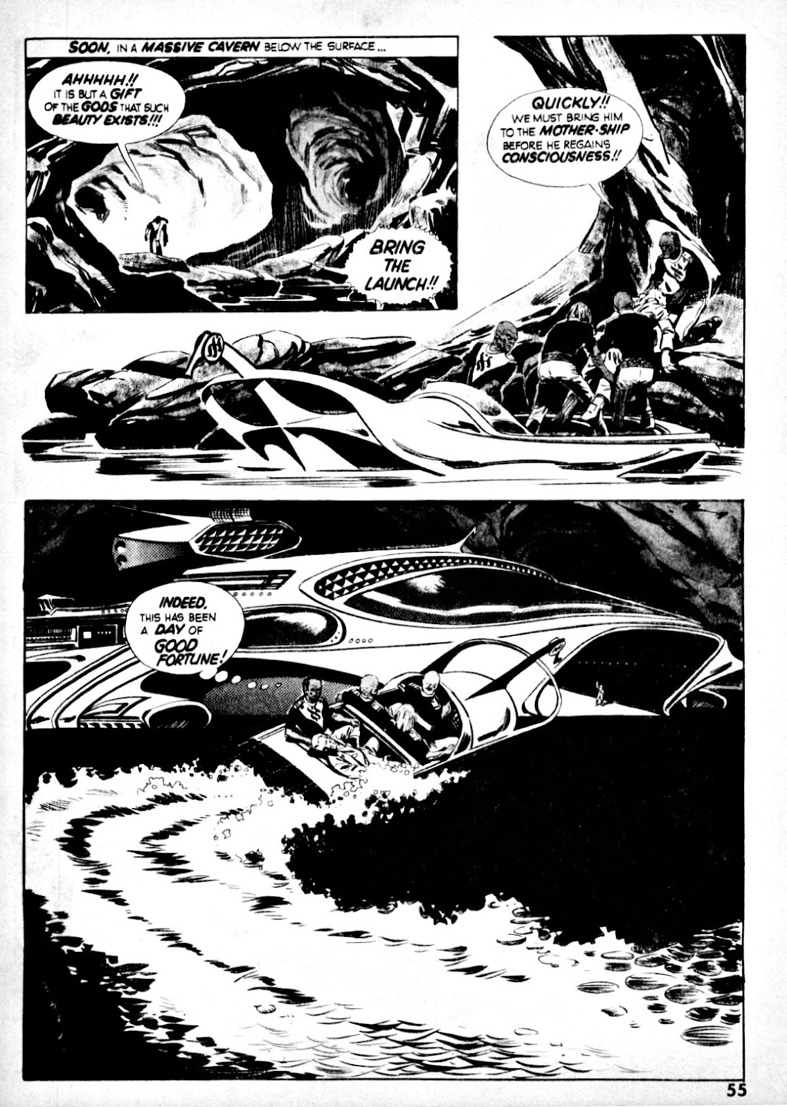 Nightmare (1970) issue 14 - Page 53