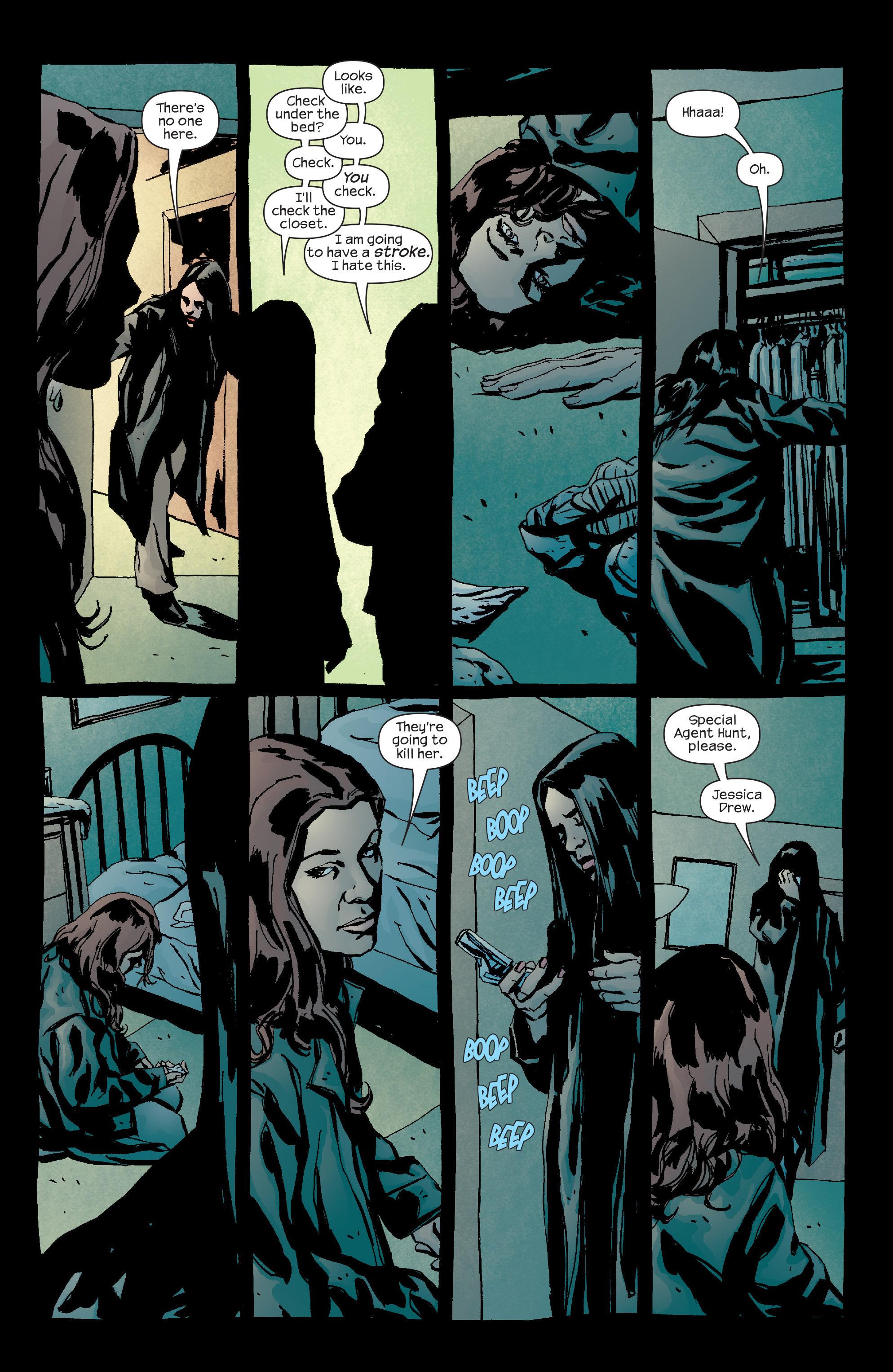 Read online Alias comic -  Issue #20 - 16