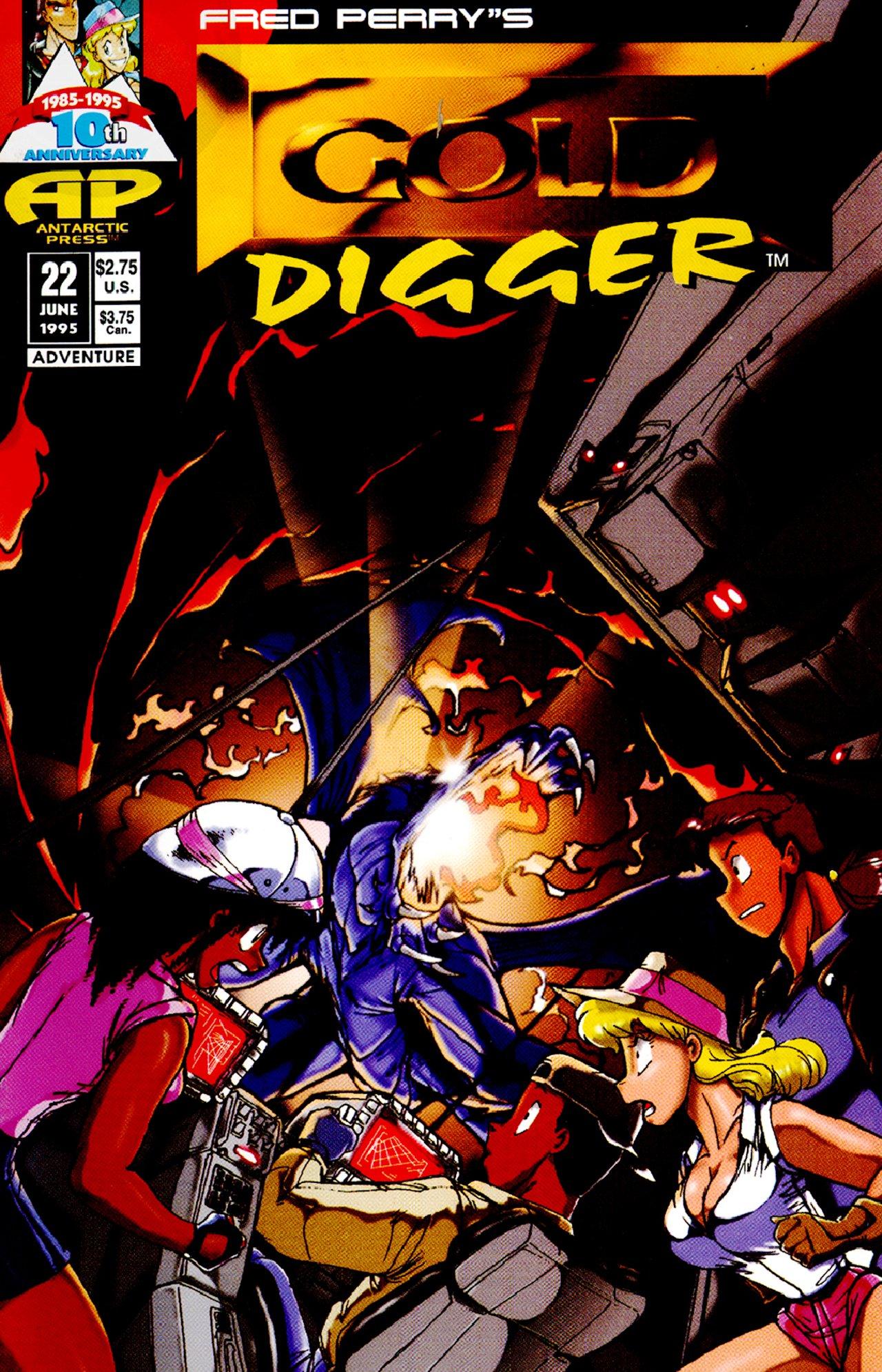 Gold Digger (1993) 22 Page 1
