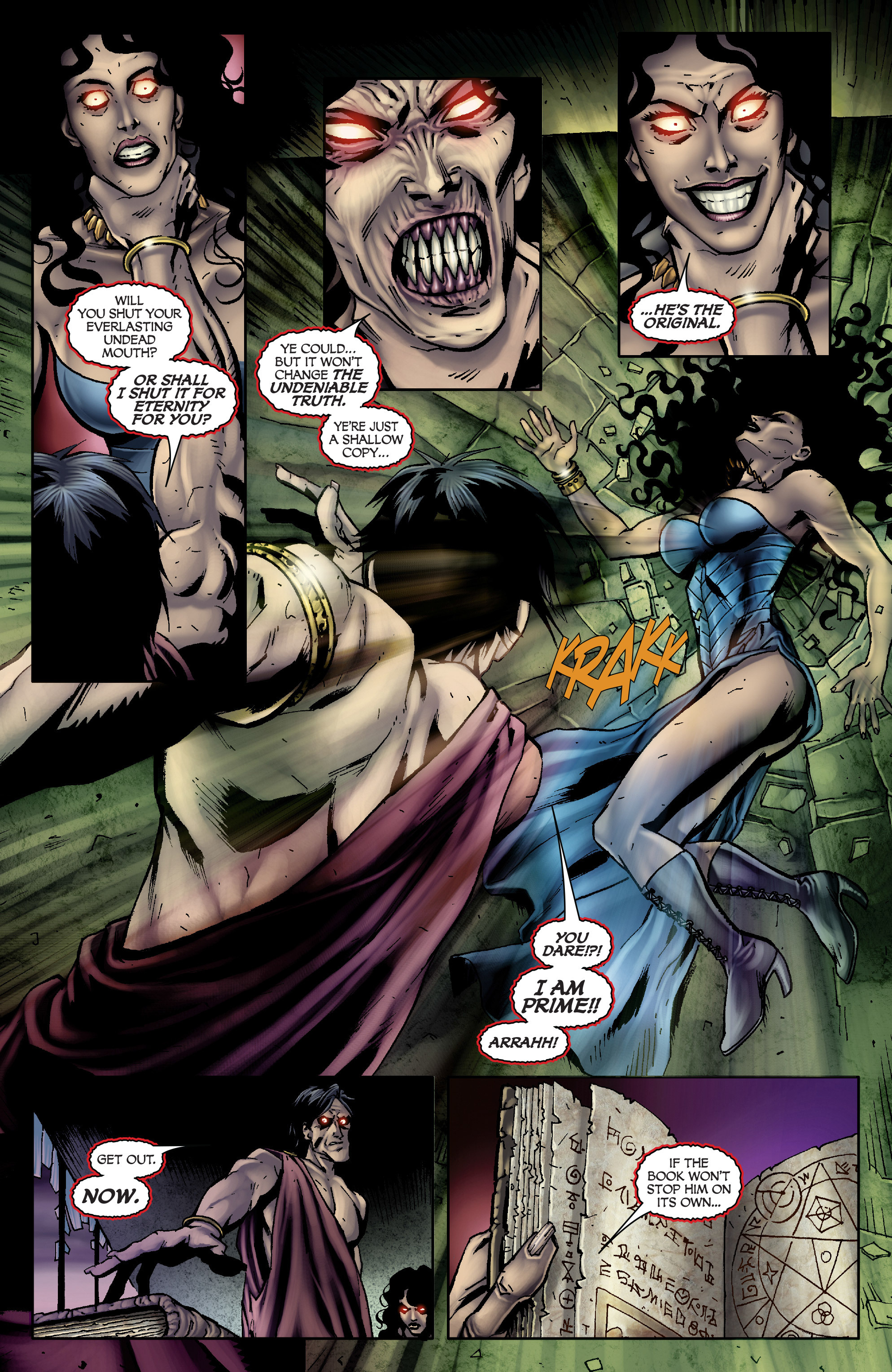 Read online Army of Darkness: From the Ashes comic -  Issue #Army of Darkness: From the Ashes TPB - 61