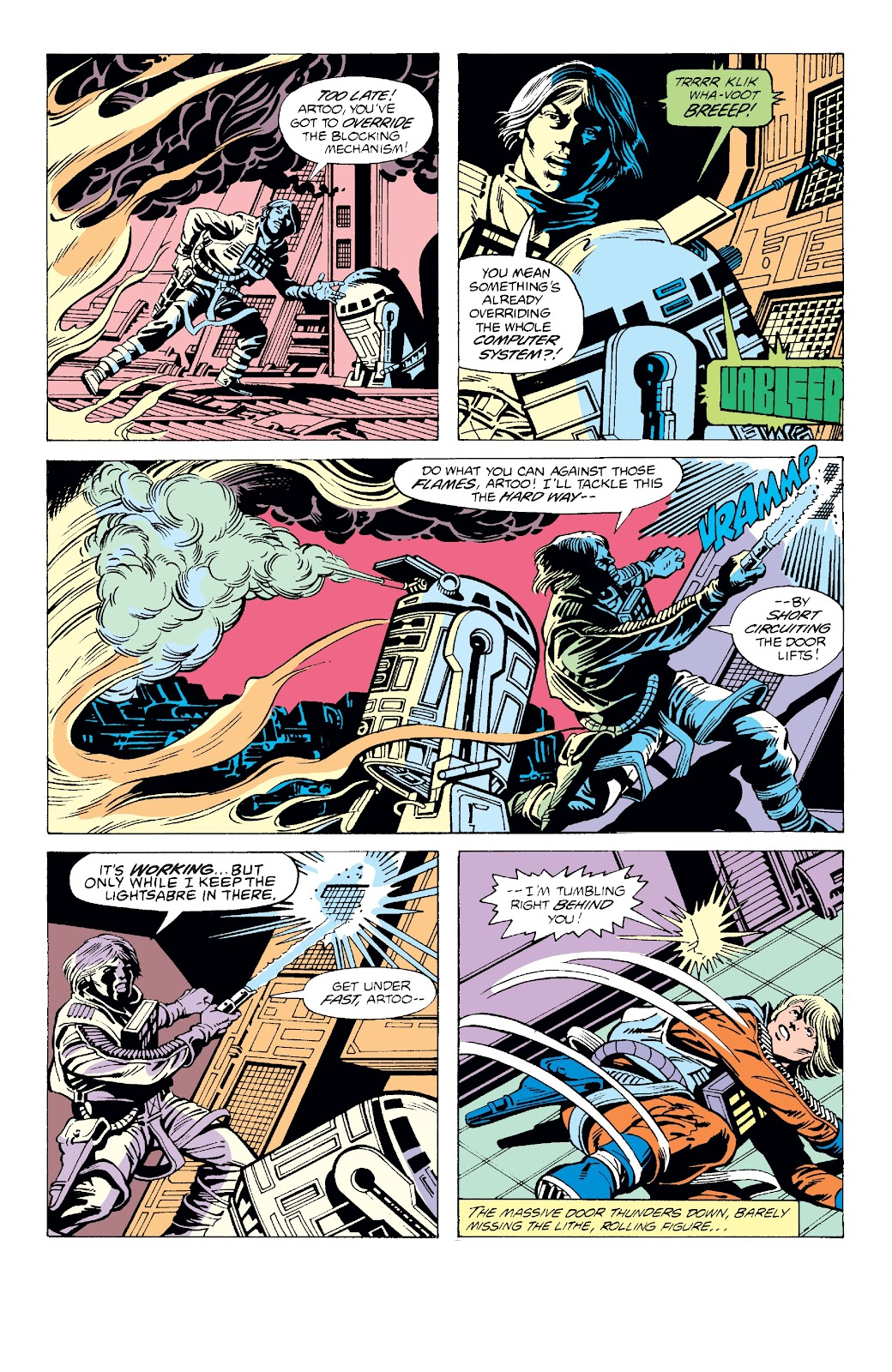 Read online Star Wars Legends: The Original Marvel Years - Epic Collection comic -  Issue # TPB 3 (Part 2) - 26