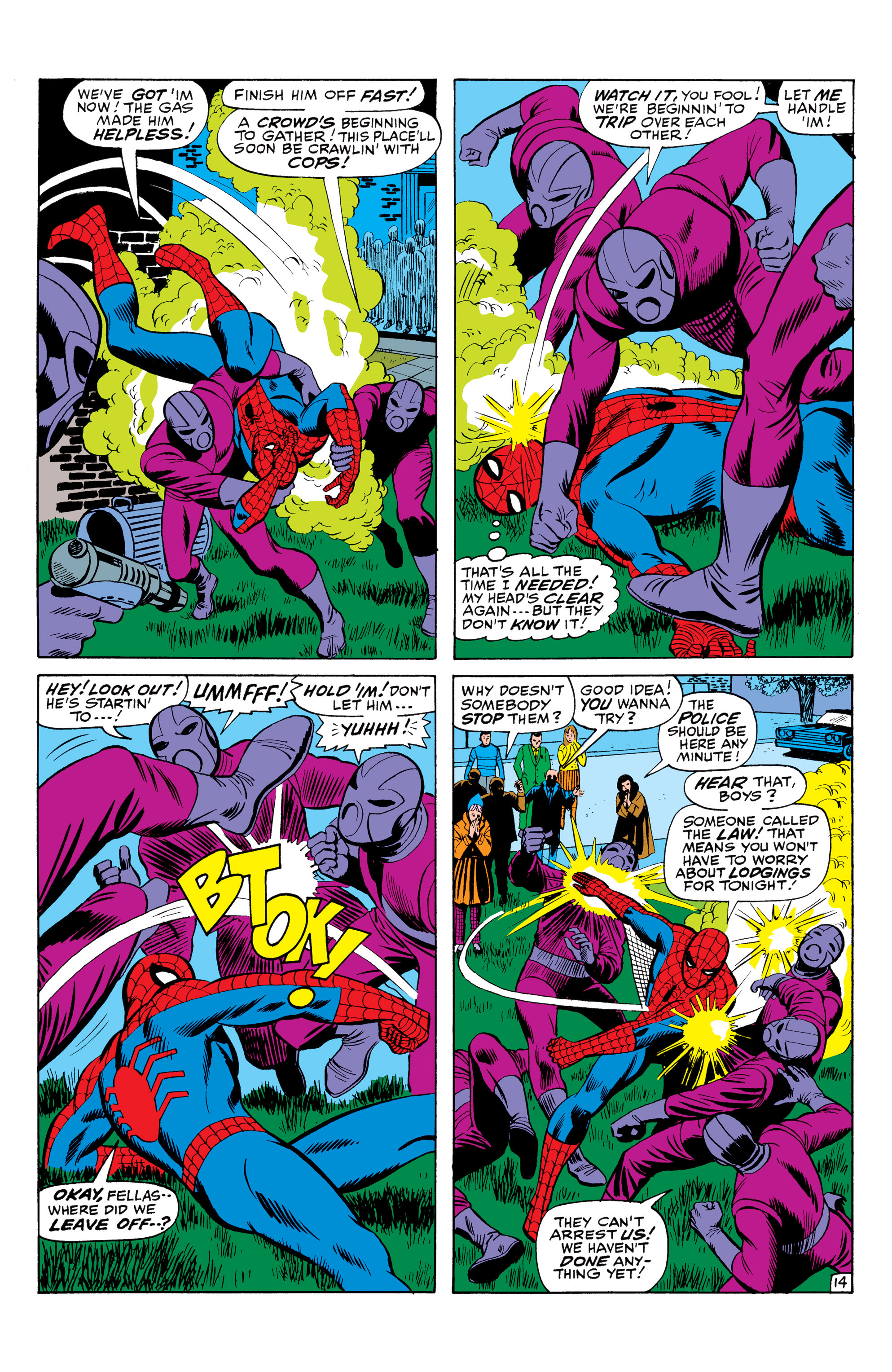 The Amazing Spider-Man (1963) 54 Page 14