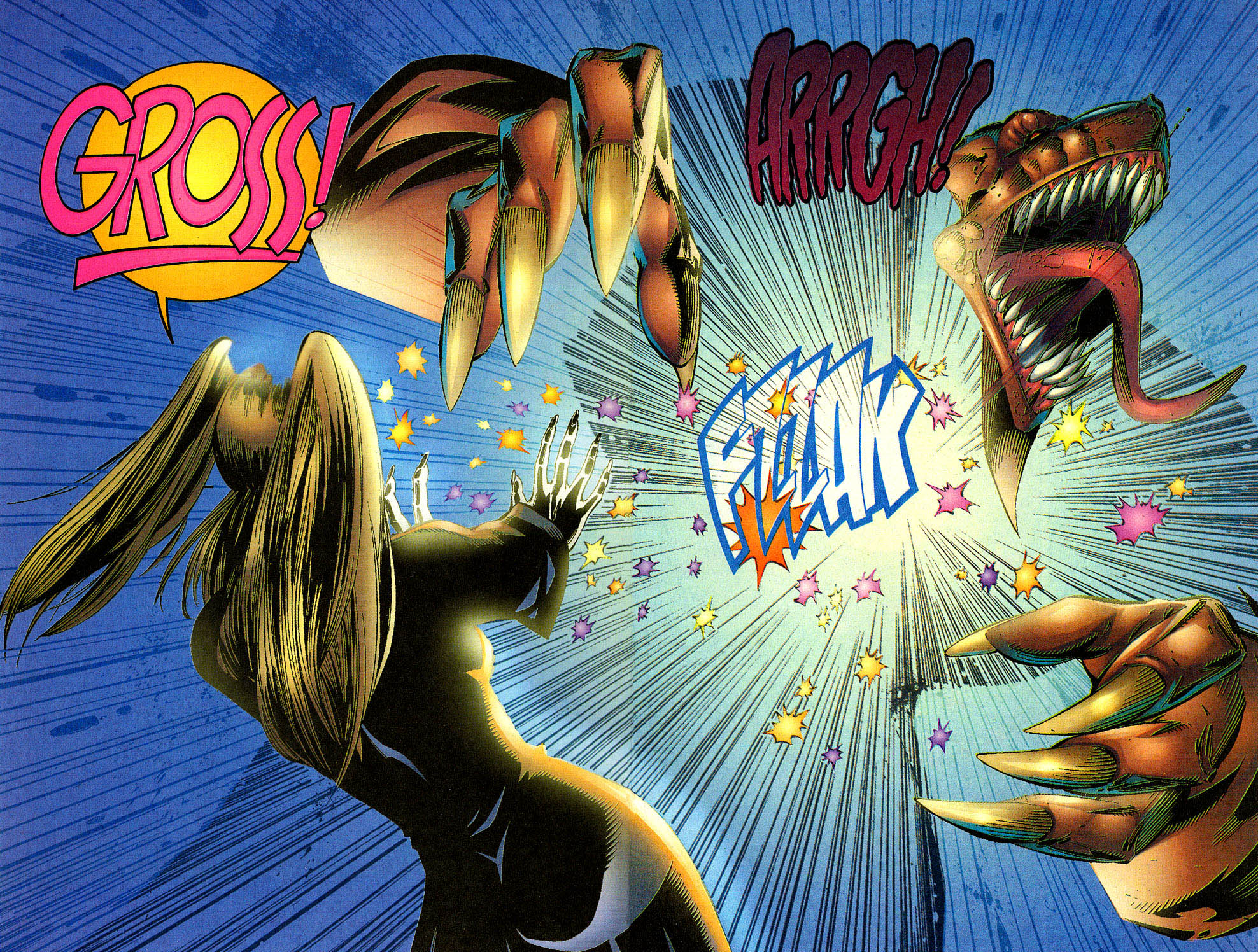Read online Avengelyne (1996) comic -  Issue #6 - 20