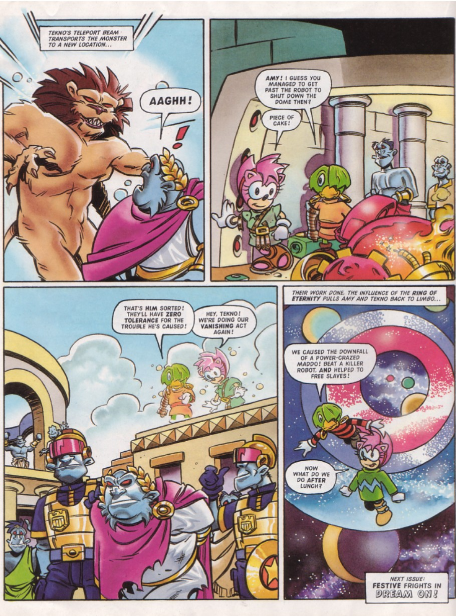 Read online Sonic the Comic comic -  Issue #144 - 13