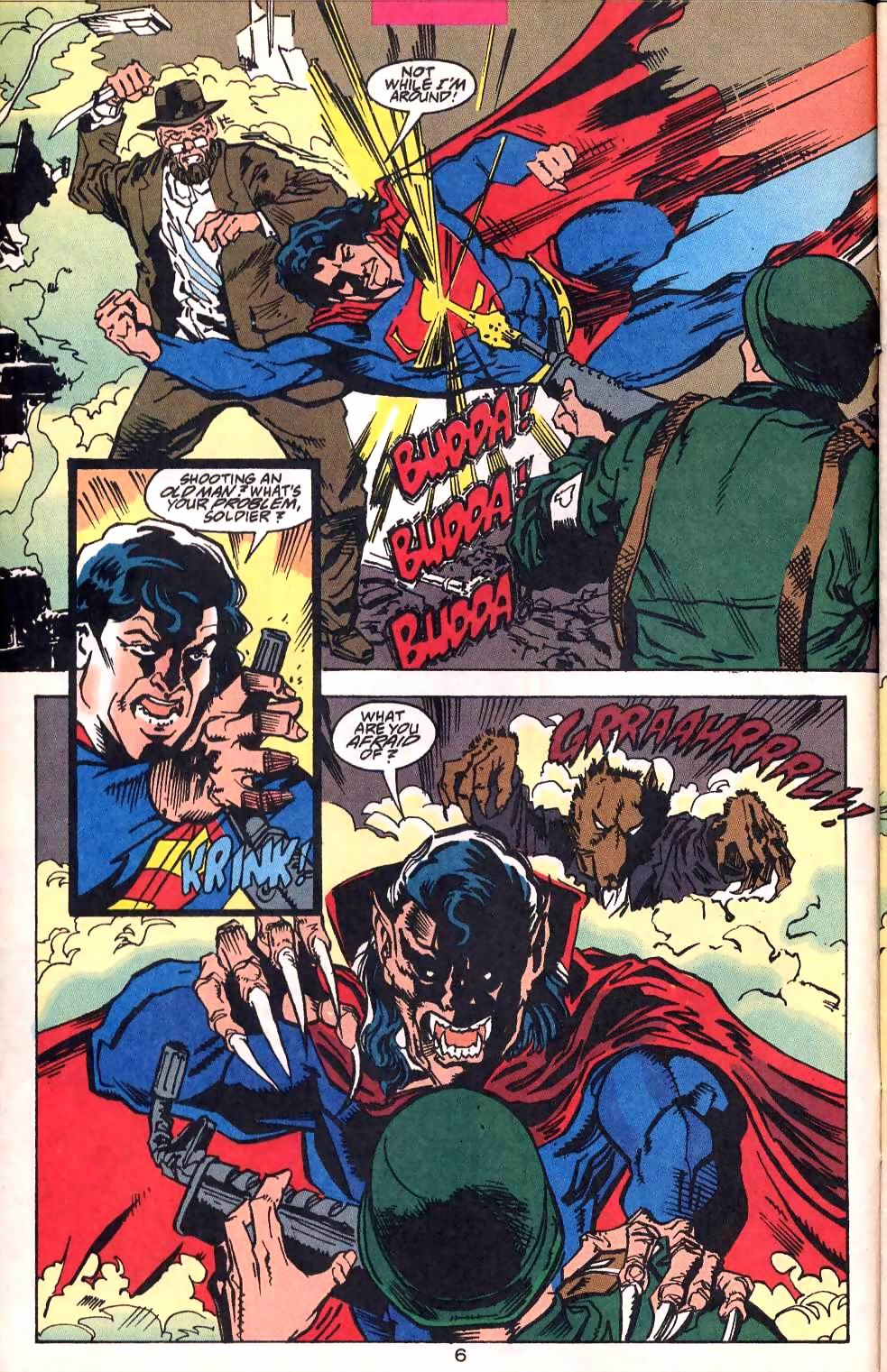Read online Adventures of Superman (1987) comic -  Issue #514 - 7