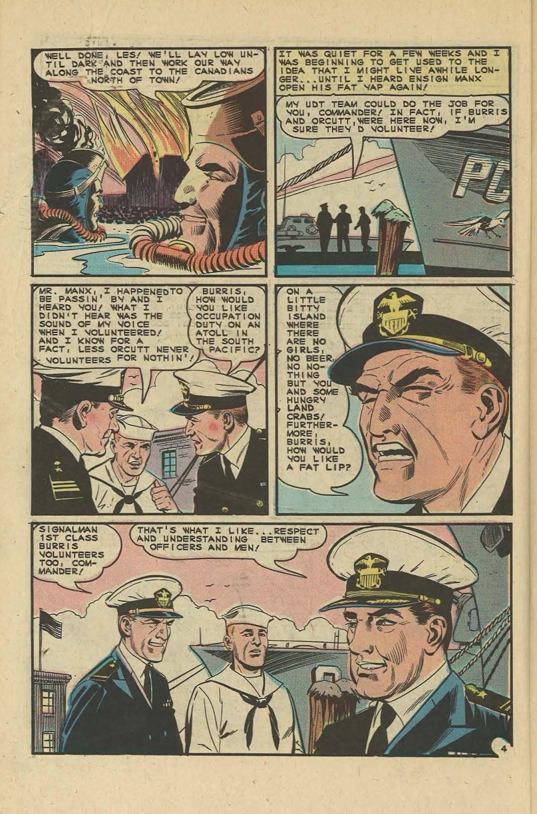 Read online Fightin' Navy comic -  Issue #127 - 28