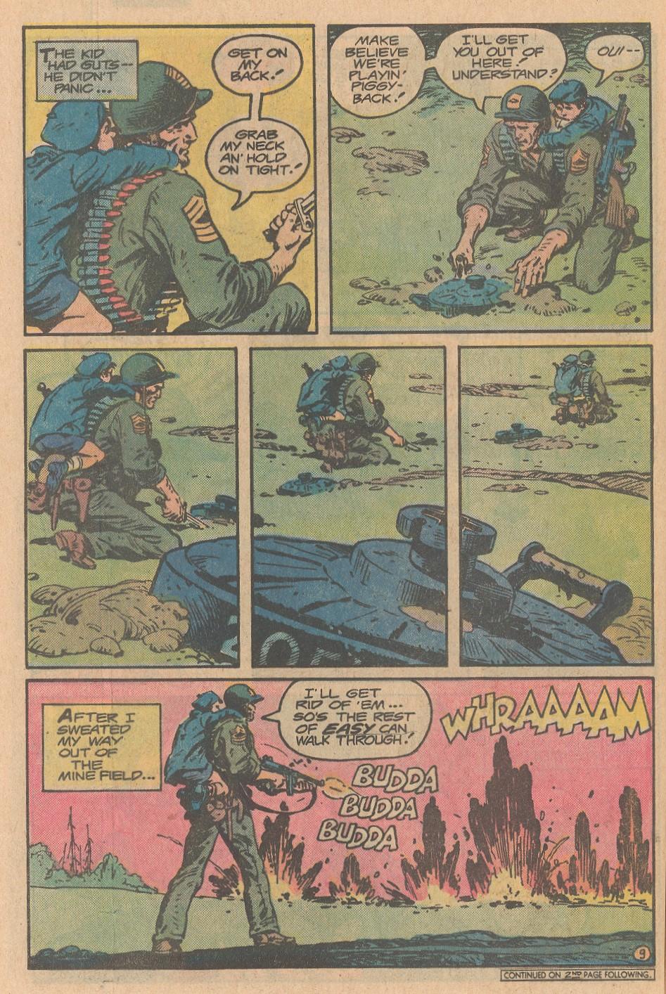 Read online Sgt. Rock comic -  Issue #357 - 10