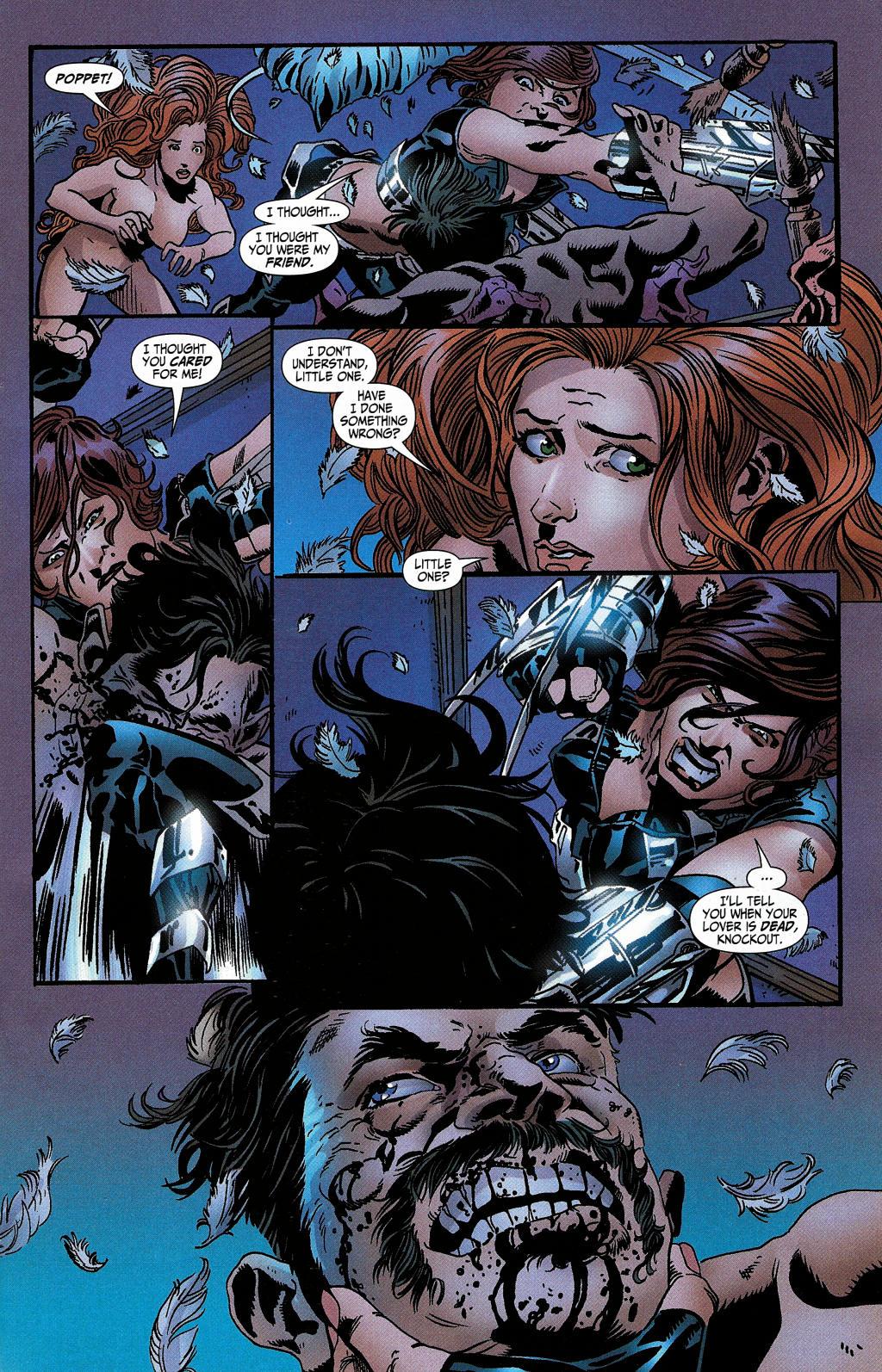 Read online Secret Six (2006) comic -  Issue #5 - 5