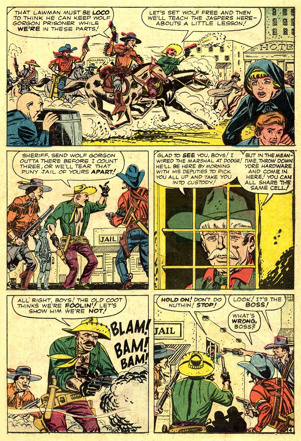 Kid Colt Outlaw issue 108 - Page 23