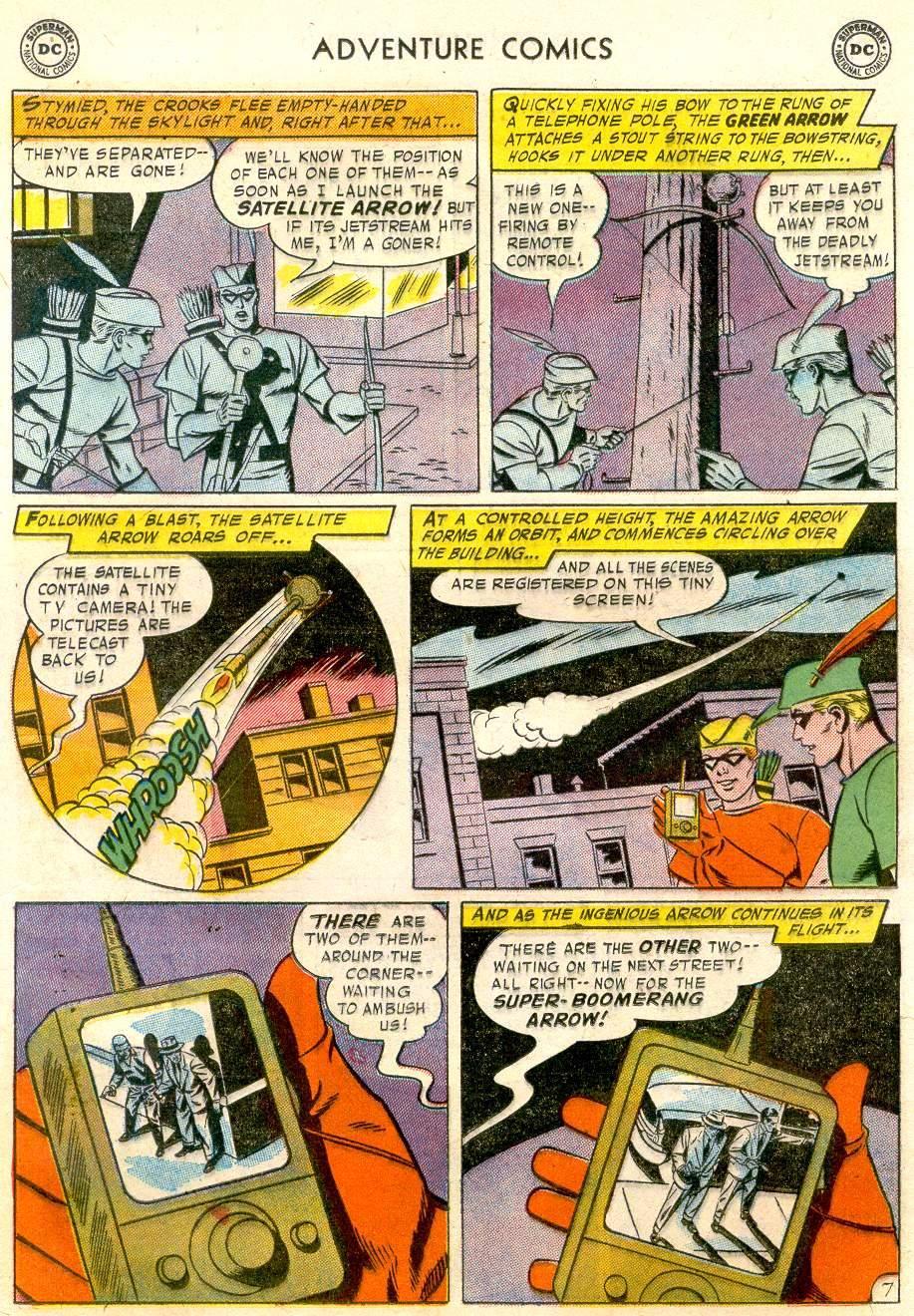 Read online Adventure Comics (1938) comic -  Issue #248 - 21