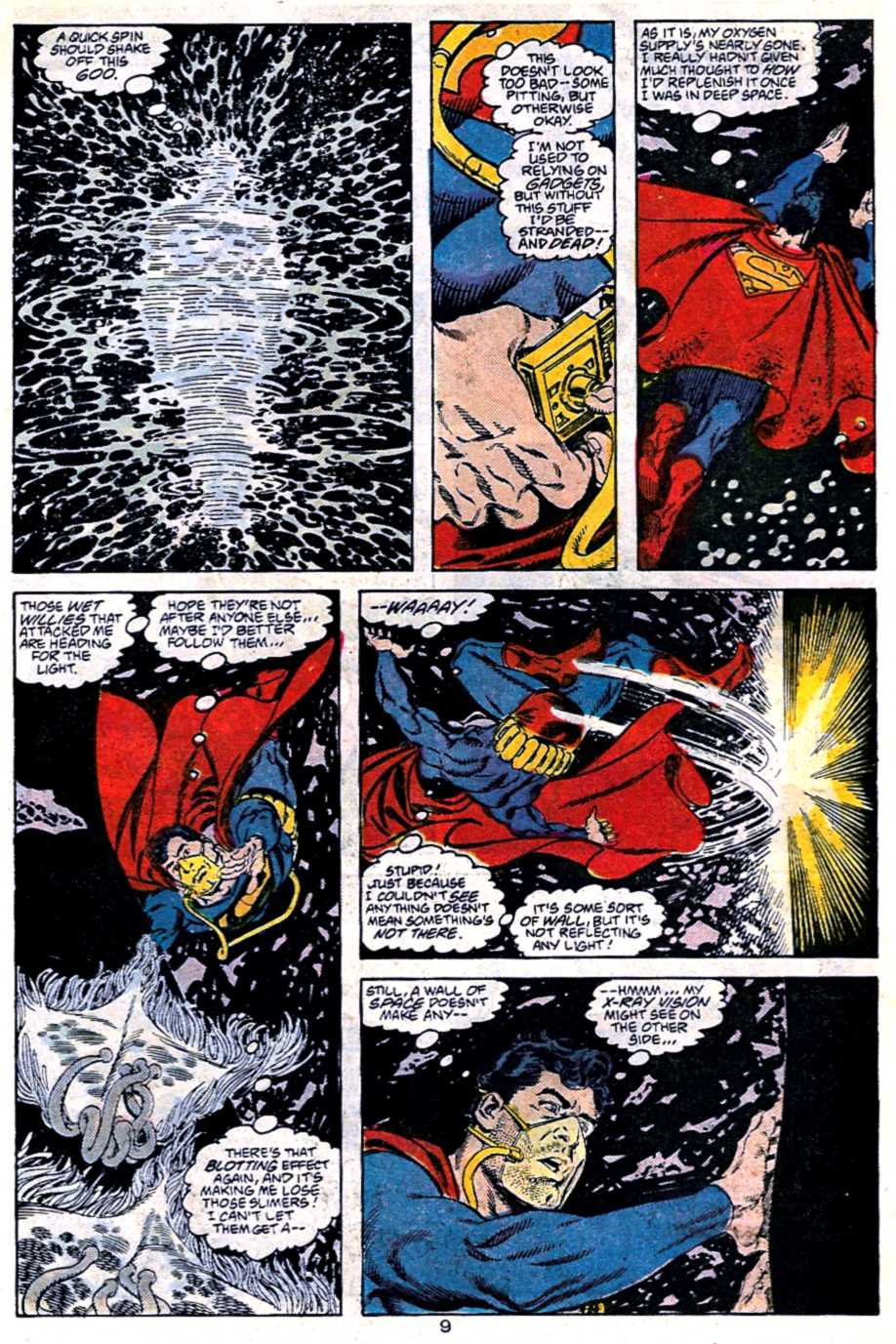 Read online Adventures of Superman (1987) comic -  Issue #451 - 10