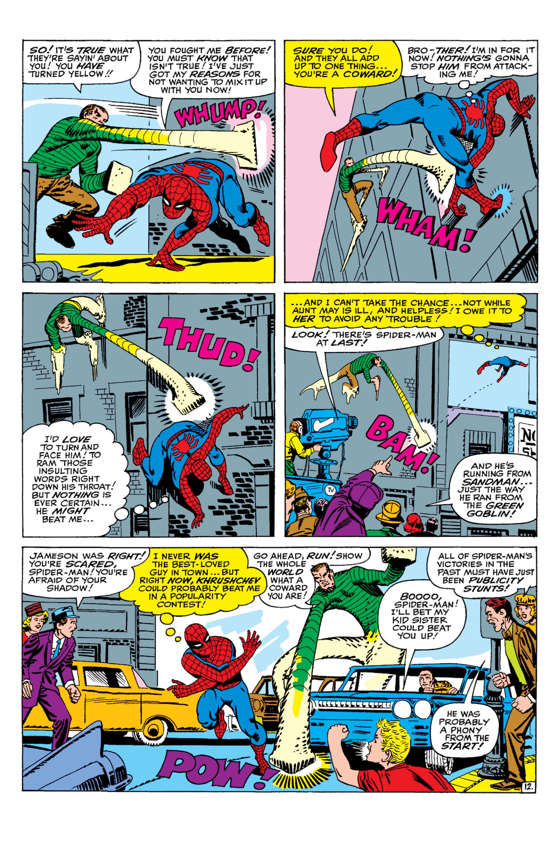 The Amazing Spider-Man (1963) 18 Page 12