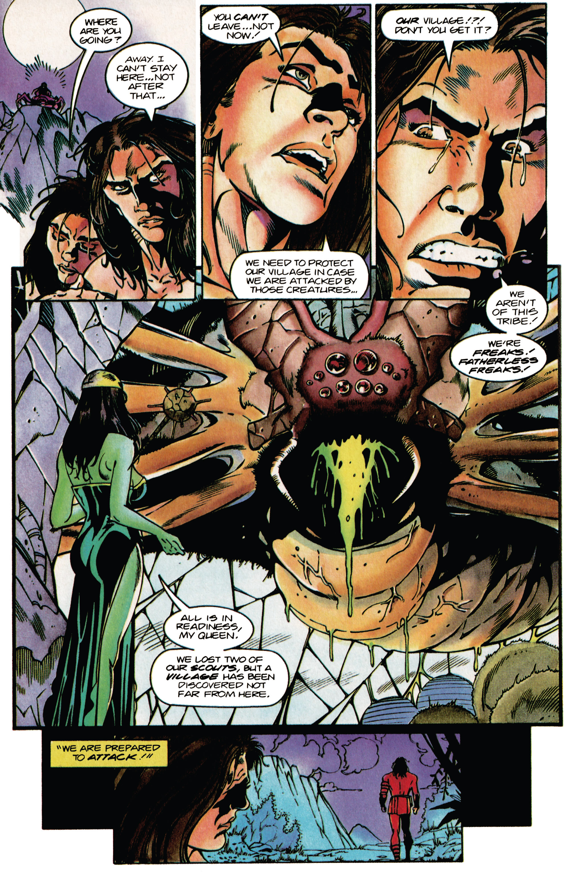 Read online Eternal Warrior (1992) comic -  Issue #37 - 19