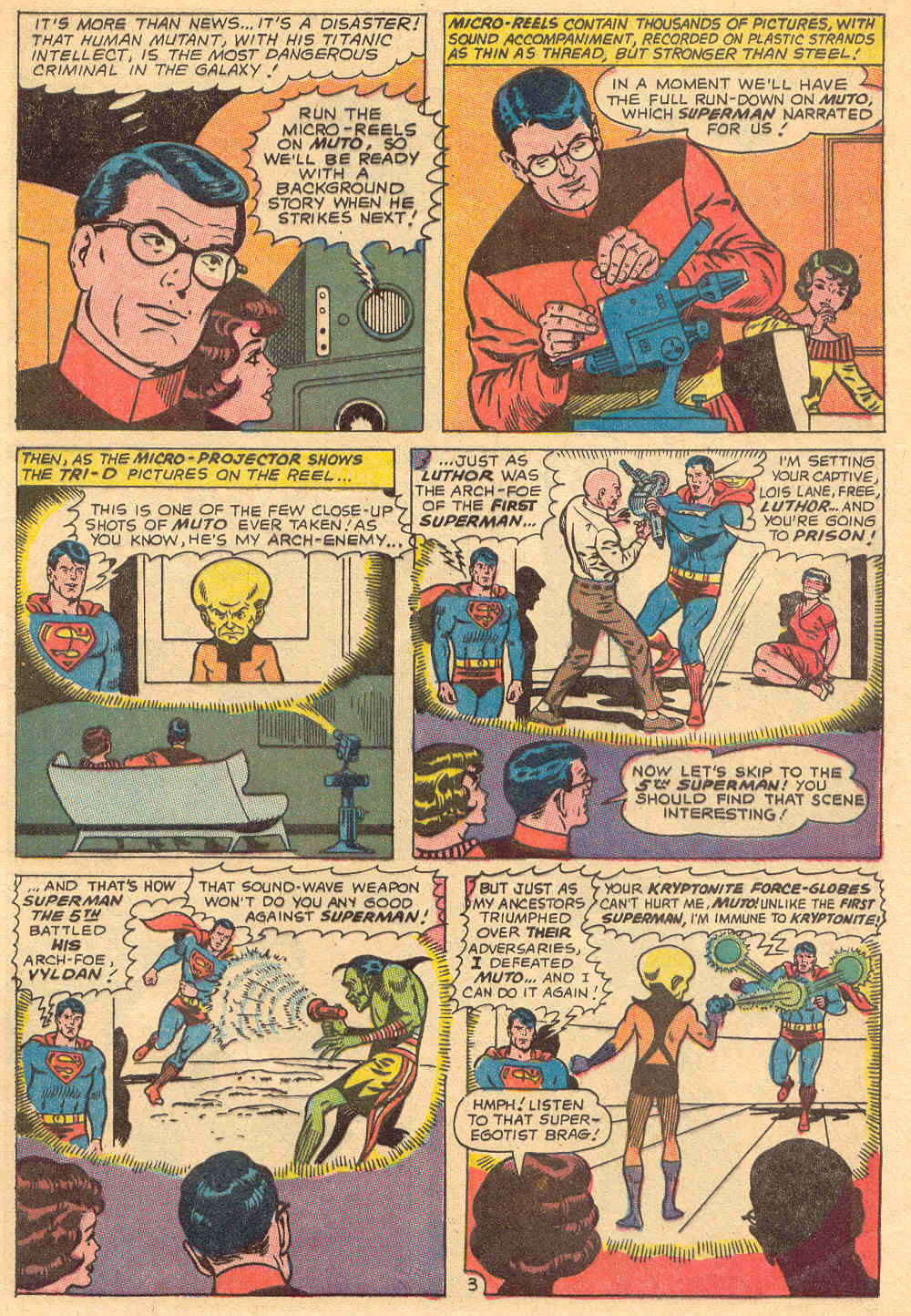Read online Action Comics (1938) comic -  Issue #338 - 4
