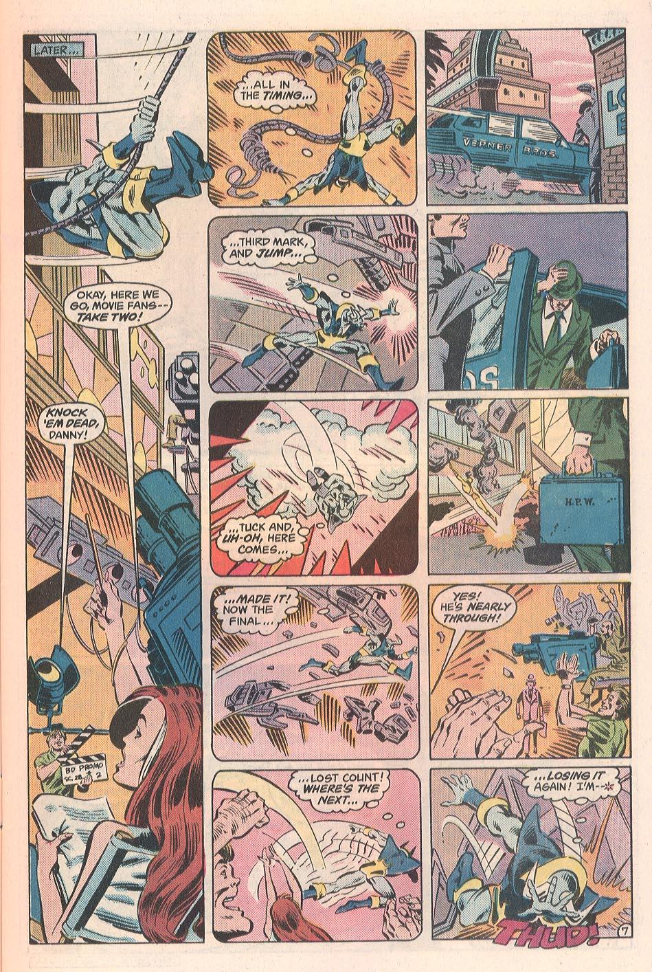 Blue Devil 11 Page 8