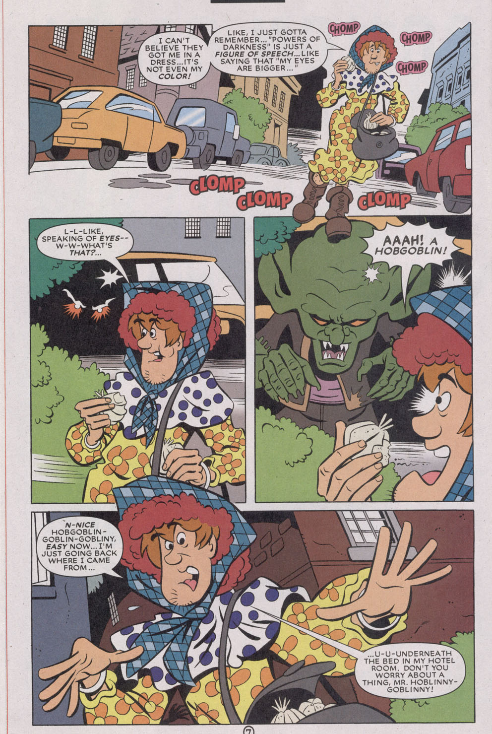 Read online Scooby-Doo (1997) comic -  Issue #73 - 14