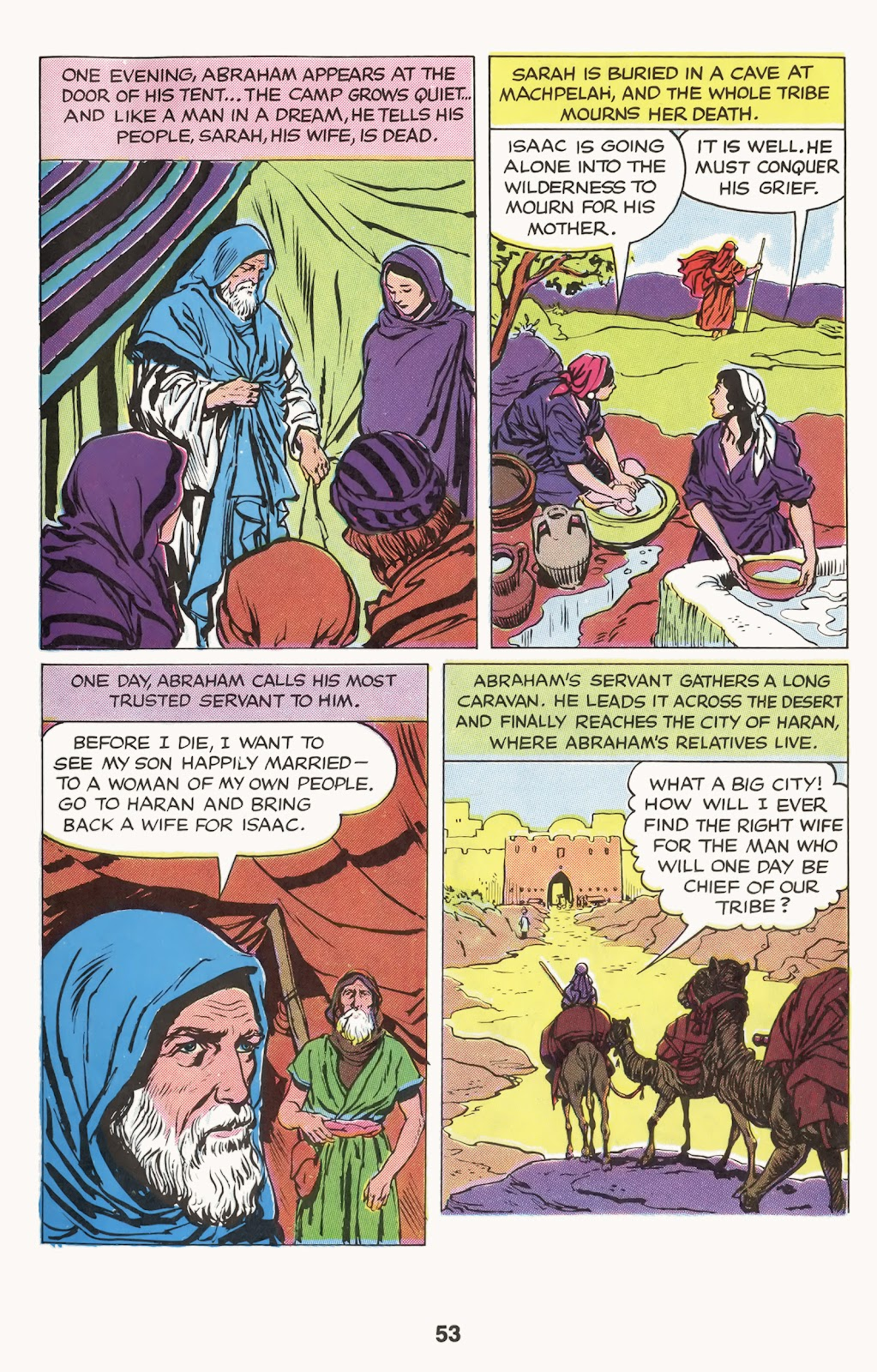 The Picture Bible issue TPB (Part 1) - Page 55