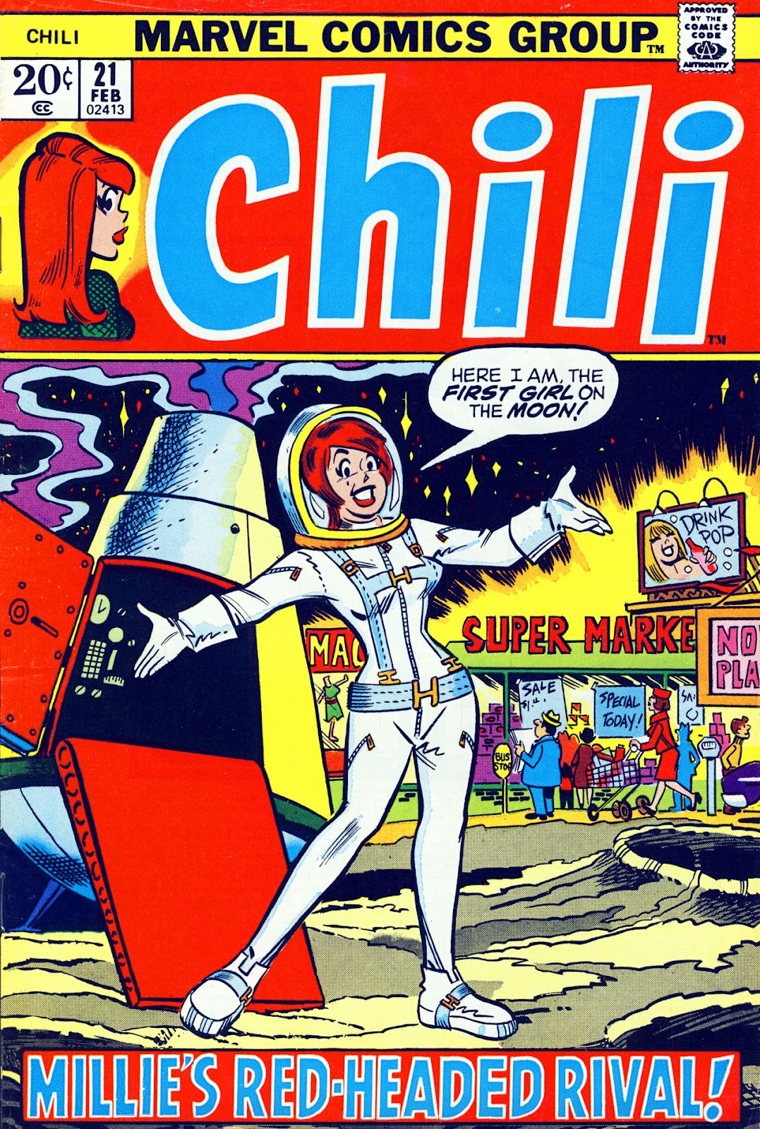 Chili issue 21 - Page 1