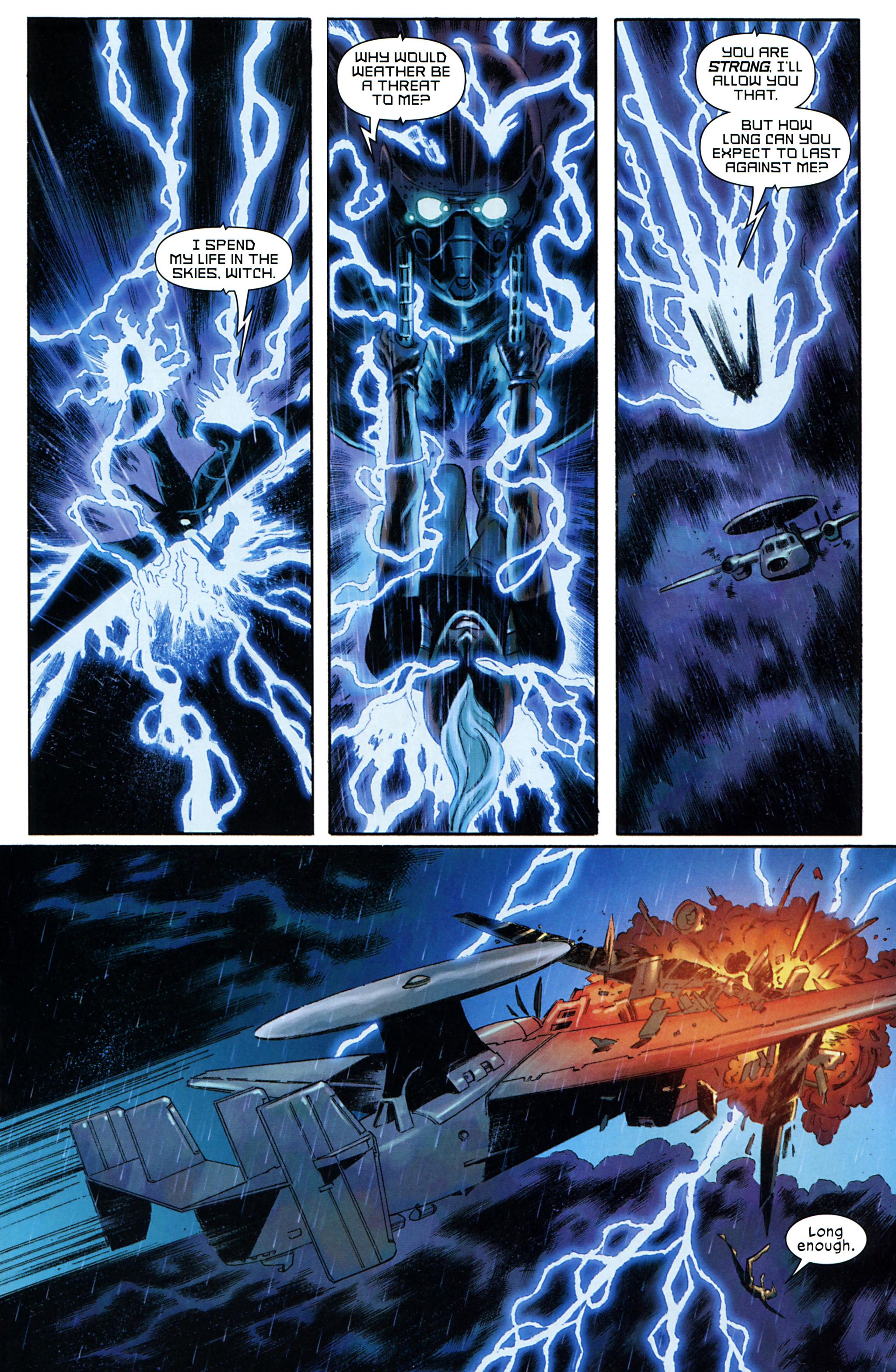 Read online Ultimate Comics X-Men comic -  Issue #32 - 14