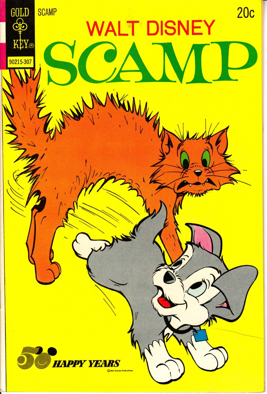 Scamp (1967) 12 Page 1