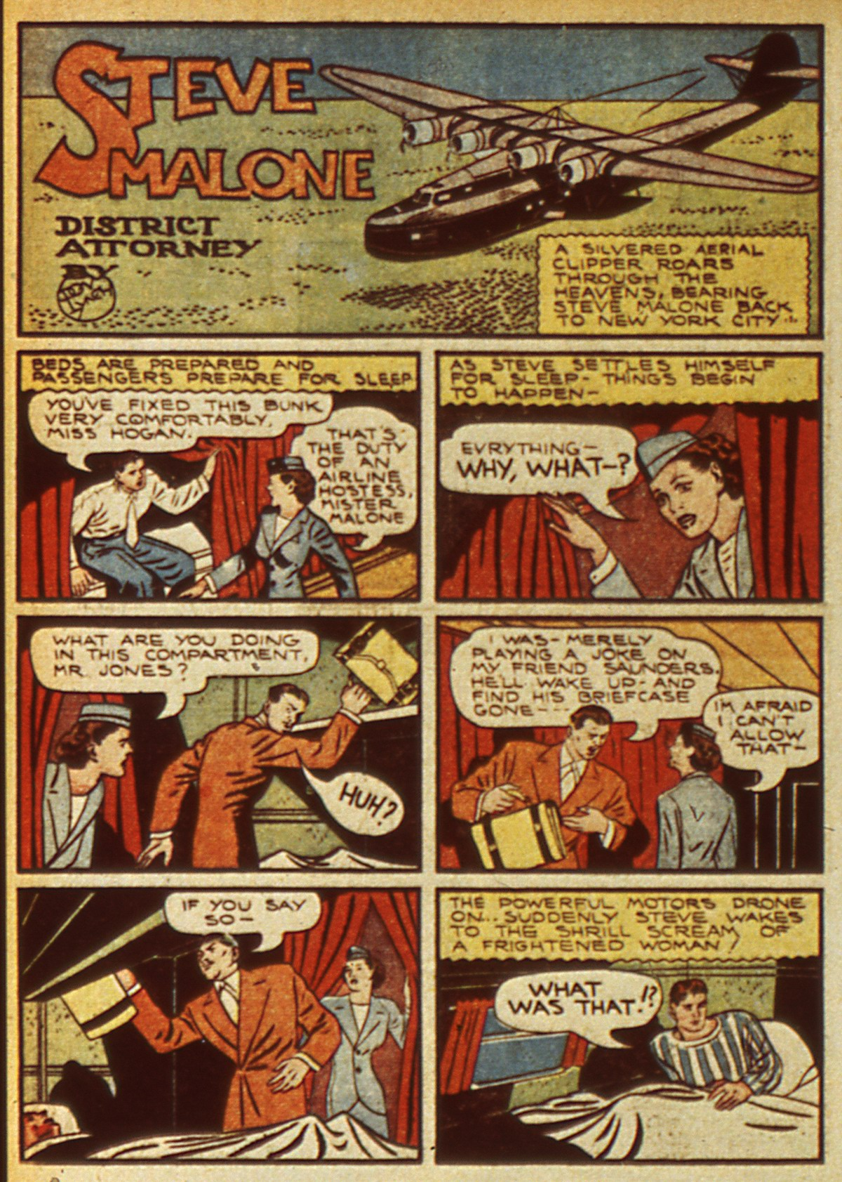 Read online Detective Comics (1937) comic -  Issue #45 - 44