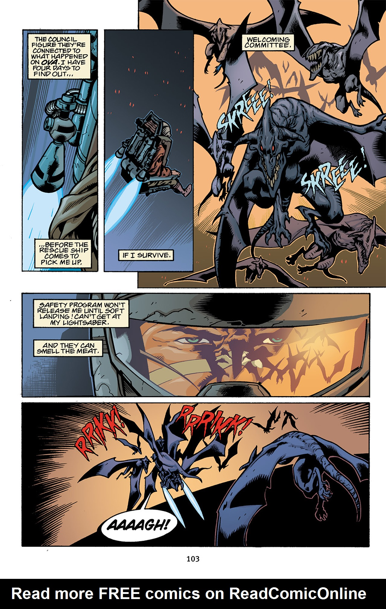 Read online Star Wars Omnibus comic -  Issue # Vol. 15 - 100
