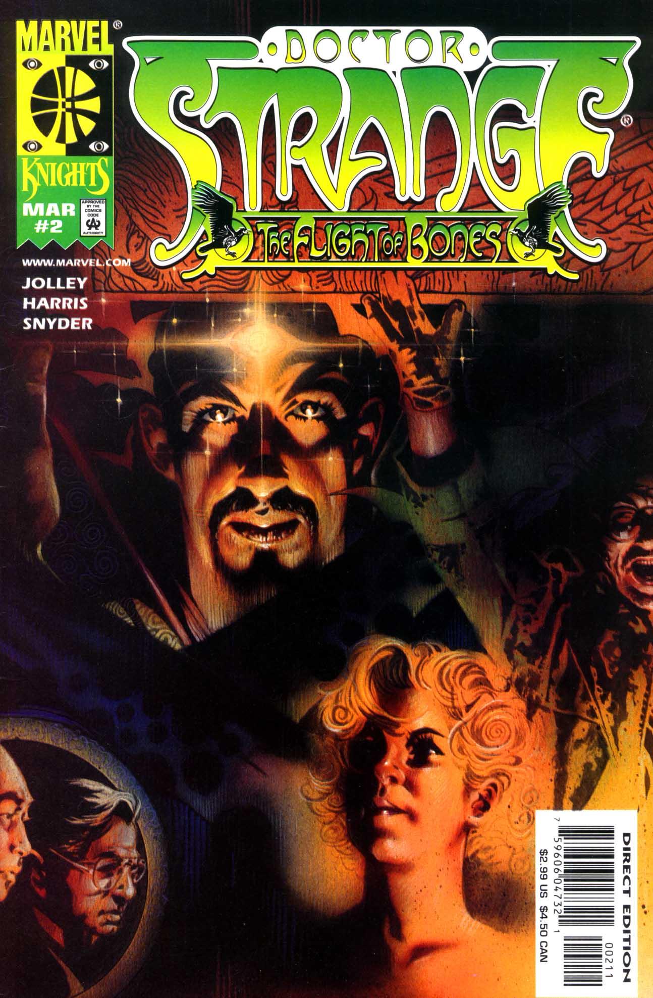 Doctor Strange (1999) 2 Page 1
