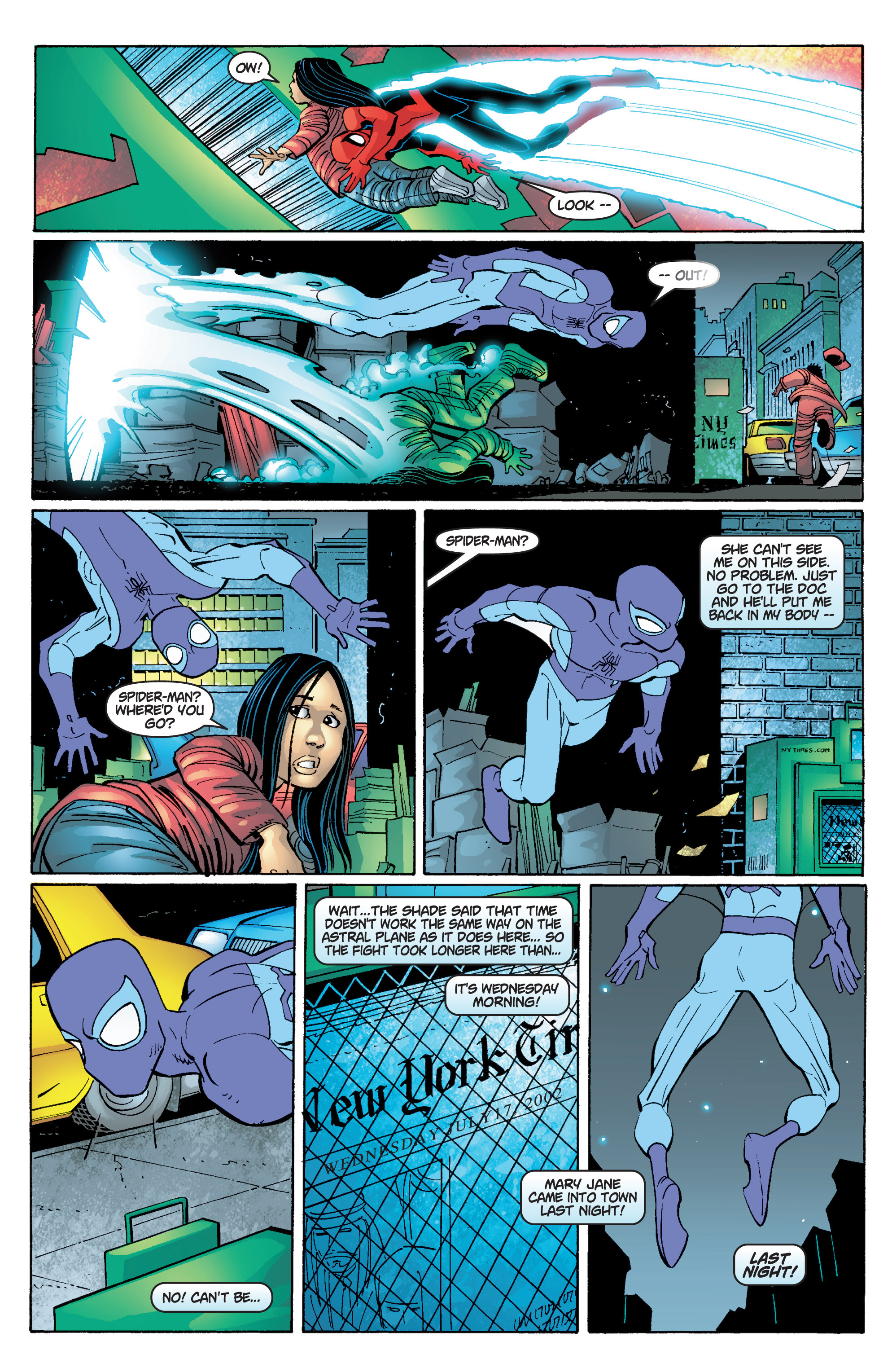 The Amazing Spider-Man (1999) 42 Page 20