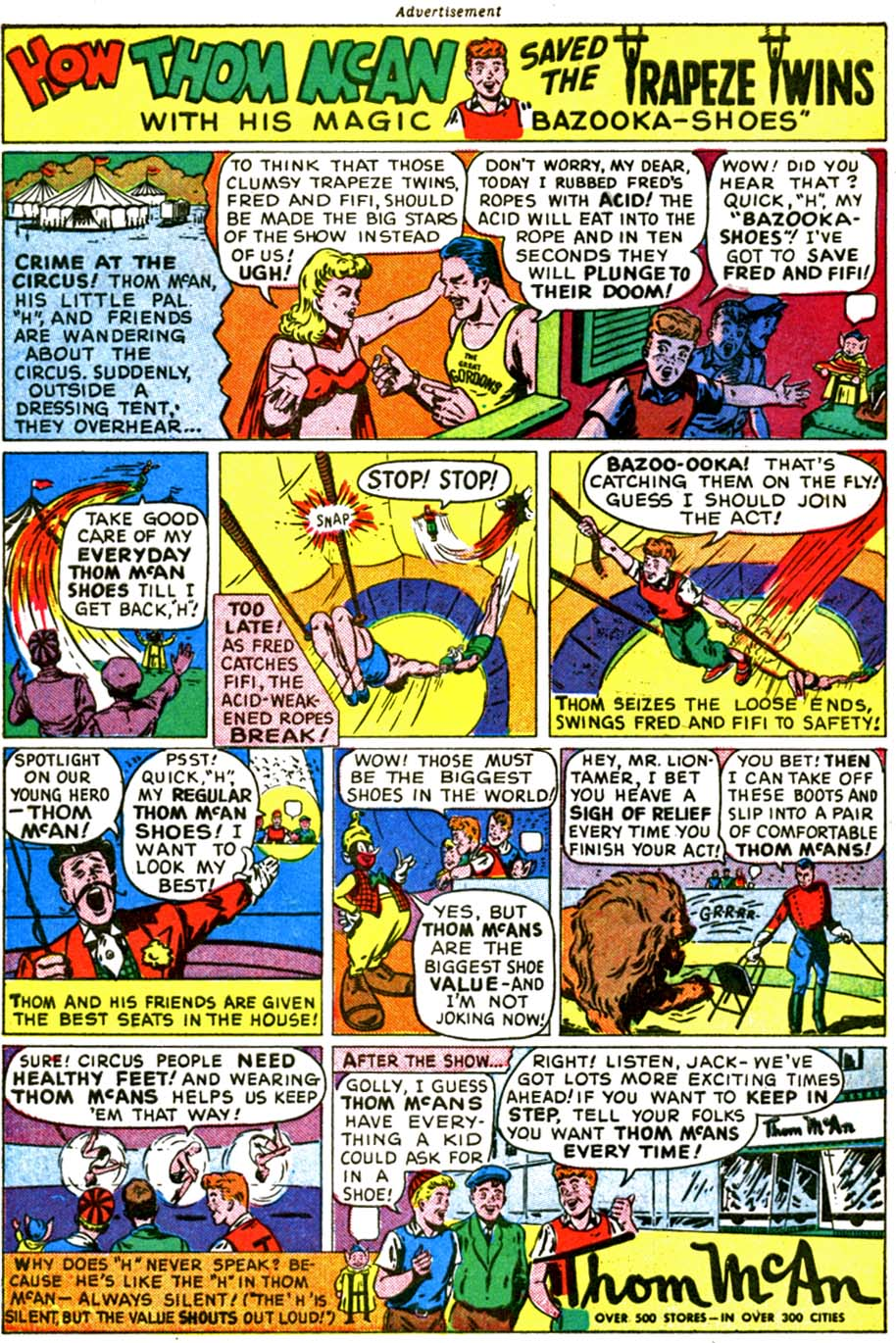 Star Spangled Comics (1941) issue 56 - Page 50