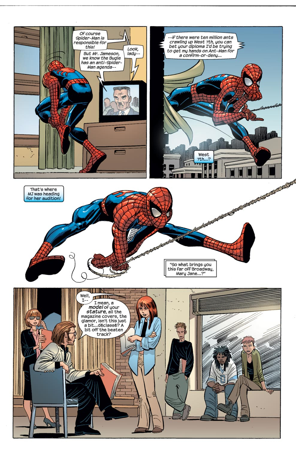 The Amazing Spider-Man (1963) 507 Page 5