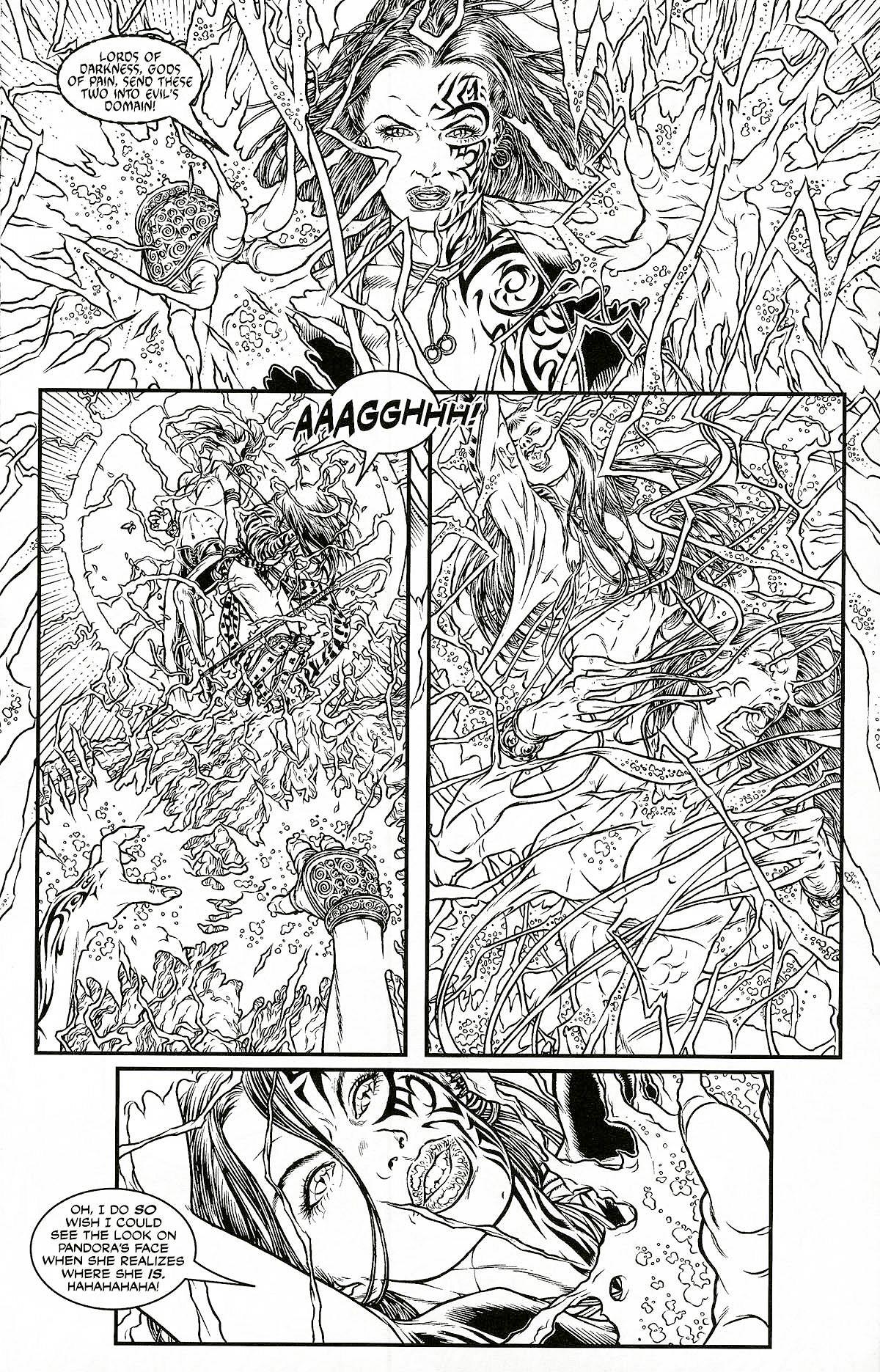 Read online Shi: Pandora's Box comic -  Issue #1 - 14