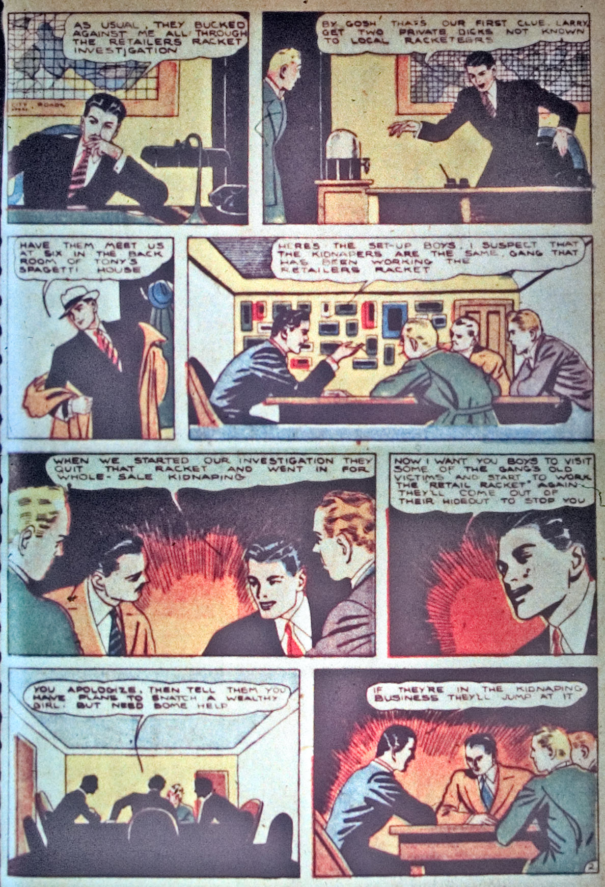 Detective Comics (1937) 35 Page 28