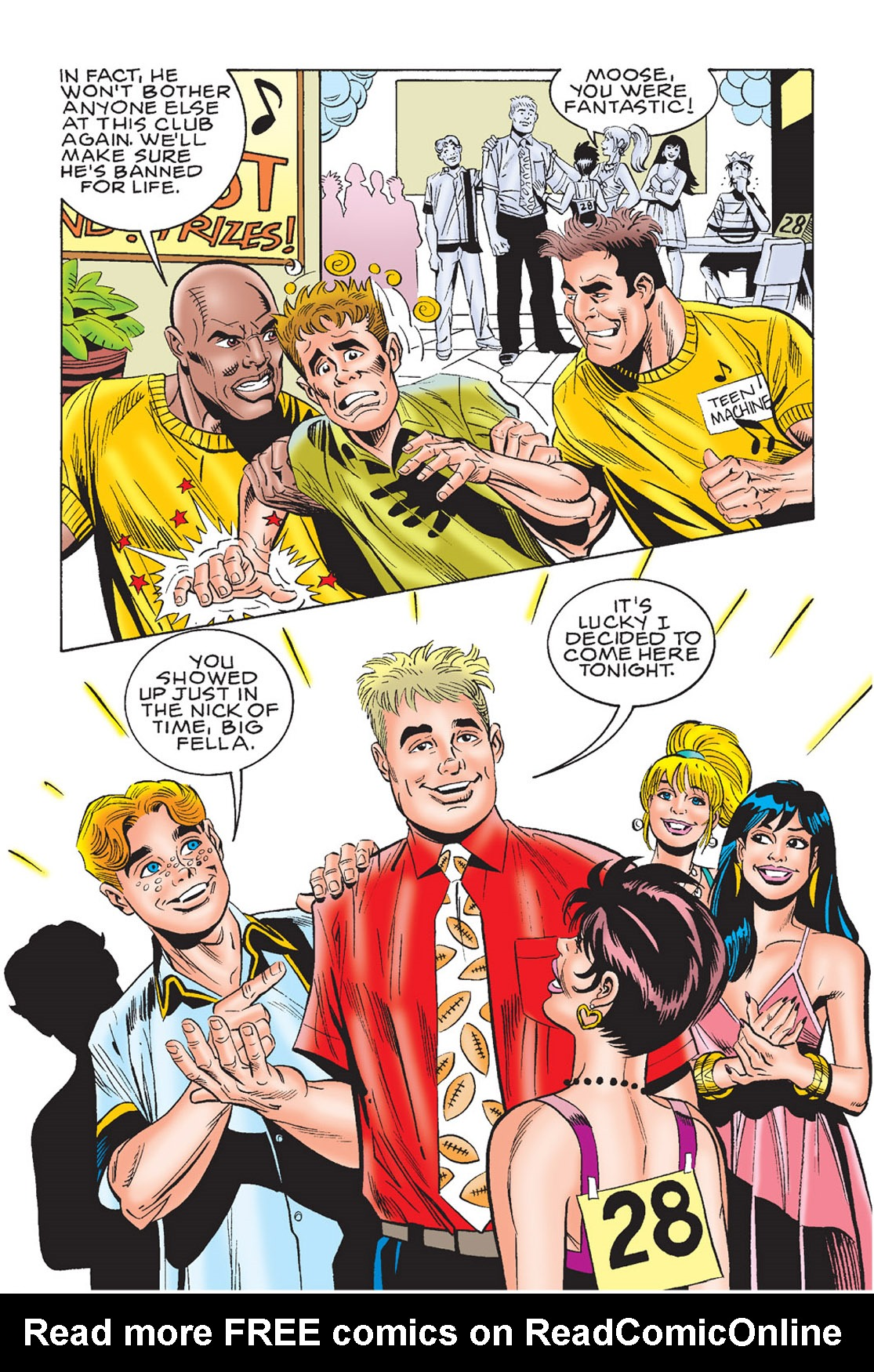 Read online Archie's New Look Series comic -  Issue #3 - 104