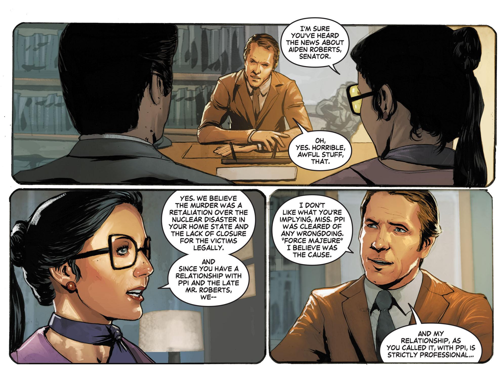 Read online Wonder Woman '77 [I] comic -  Issue #10 - 15