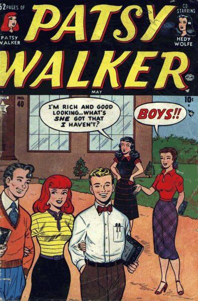 Patsy Walker 40 Page 1