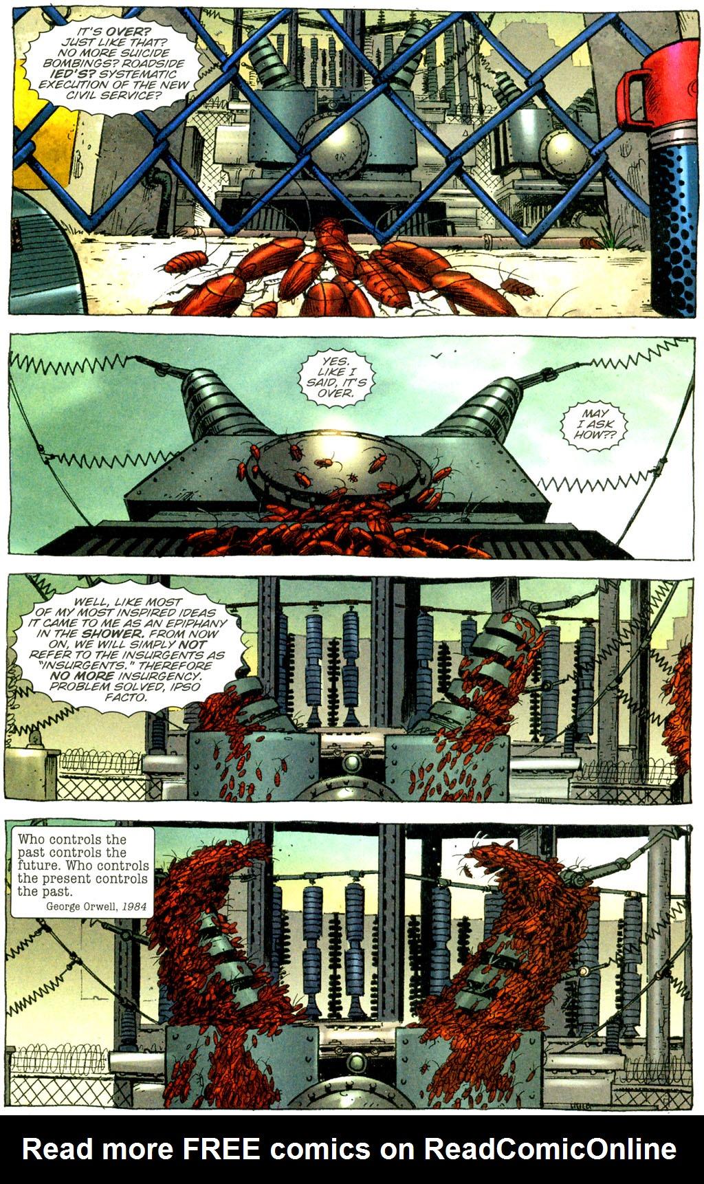 Read online The Exterminators comic -  Issue #9 - 3