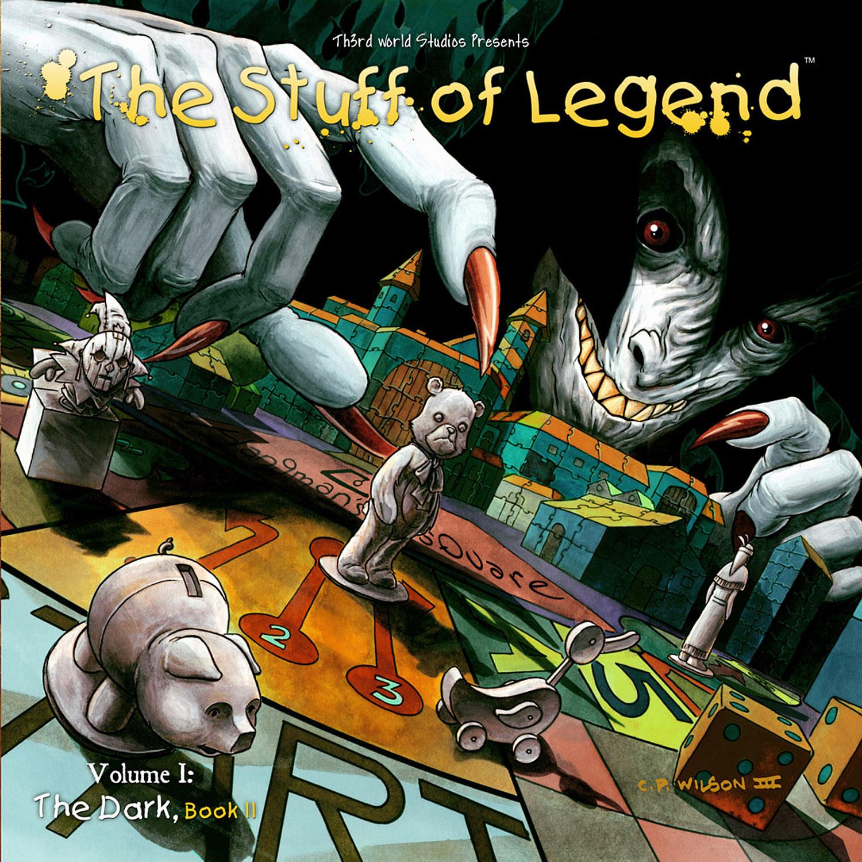 The Stuff of Legend: Volume I: The Dark 3 Page 1
