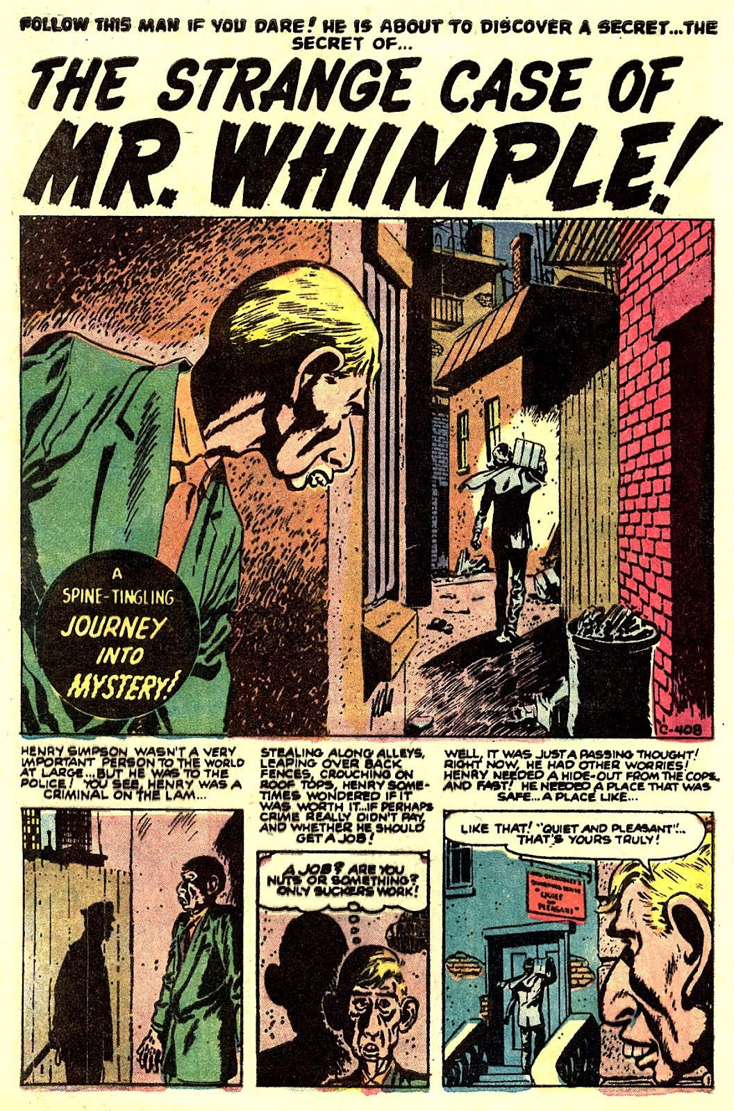 Journey Into Mystery (1972) issue 6 - Page 8