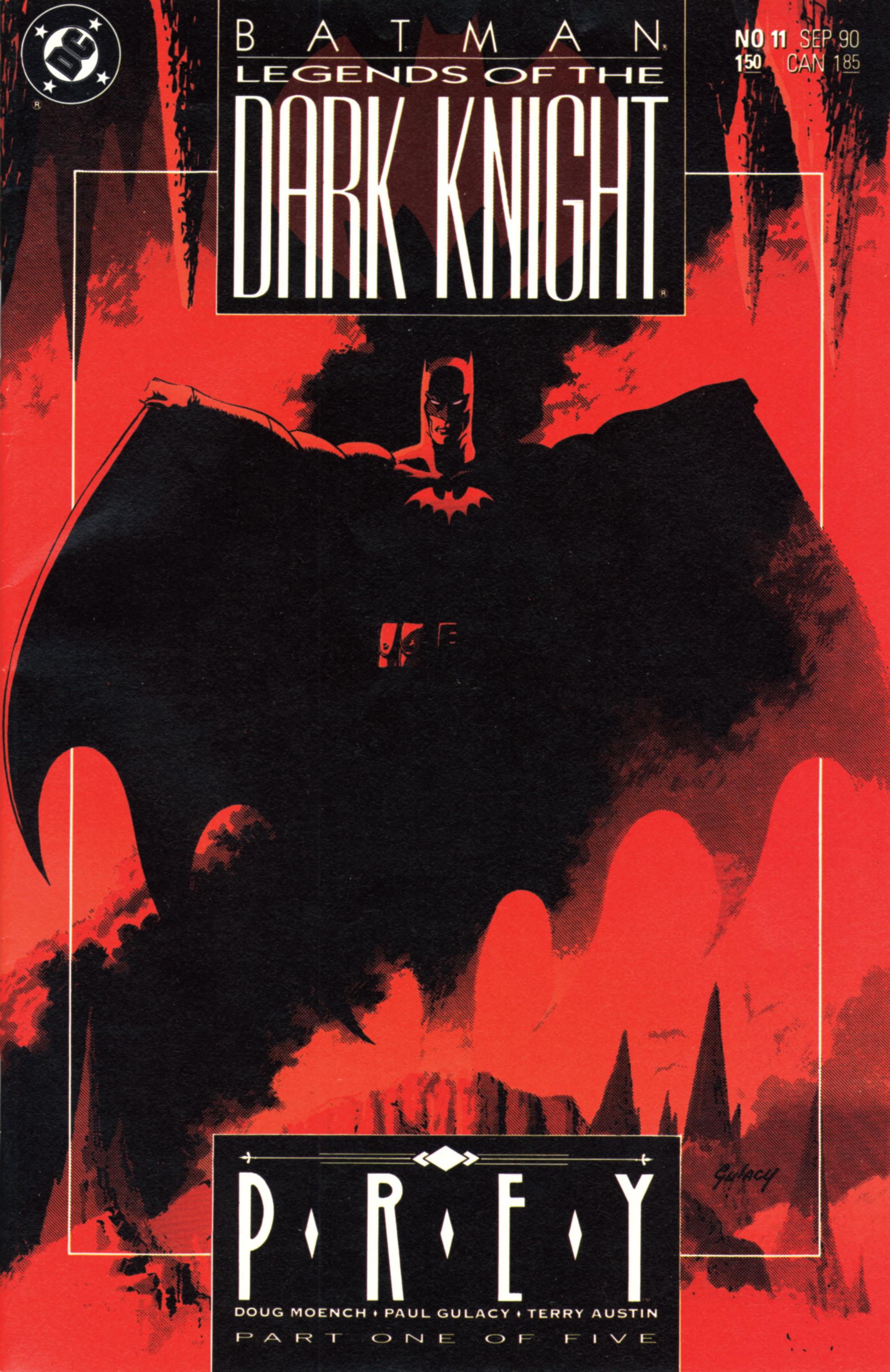 Batman: Legends of the Dark Knight 11 Page 1